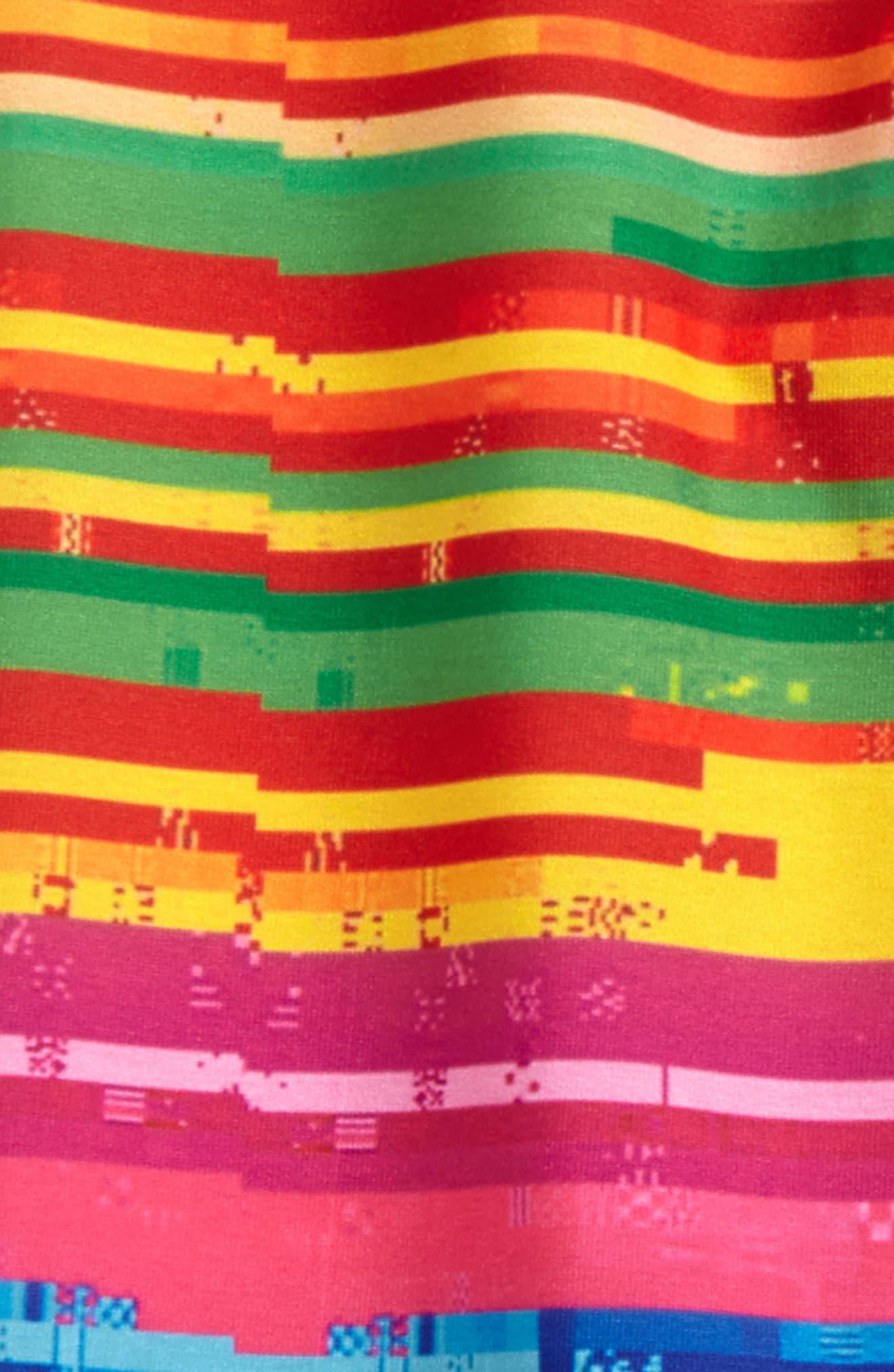 Stripe Leggings,                             Alternate thumbnail 2, color,