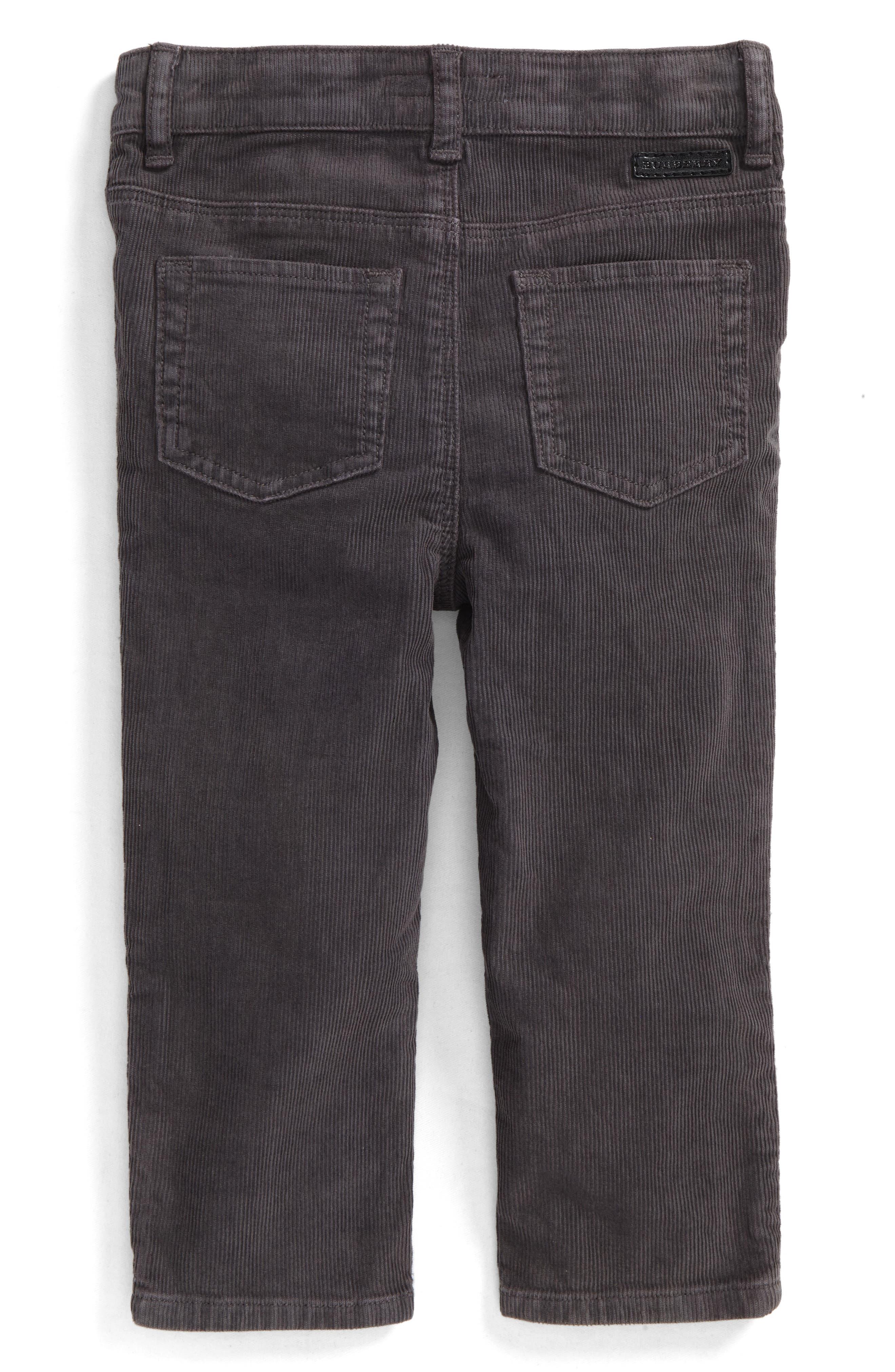 Langston Corduroy Skinny Pants,                             Alternate thumbnail 2, color,                             029
