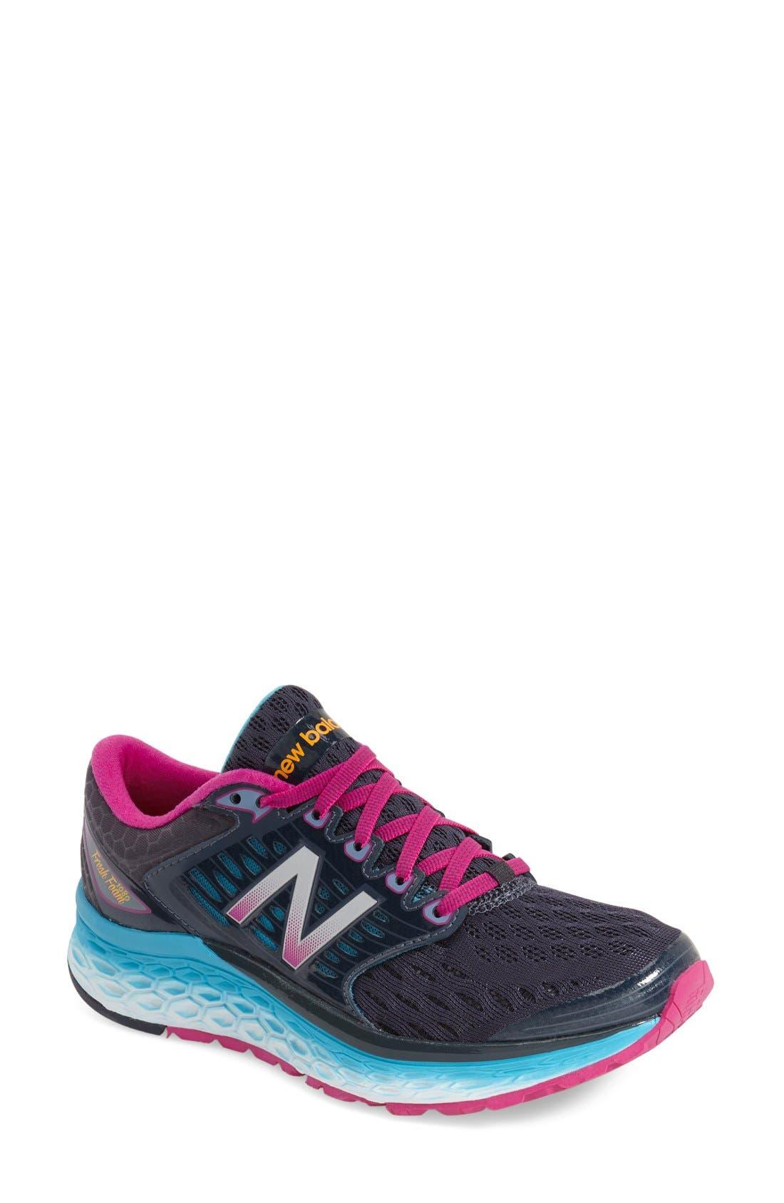 '1080 - Fresh Foam' Running Shoe,                             Main thumbnail 2, color,