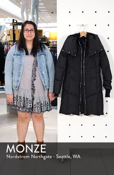 Essential Puffer Coat, sales video thumbnail