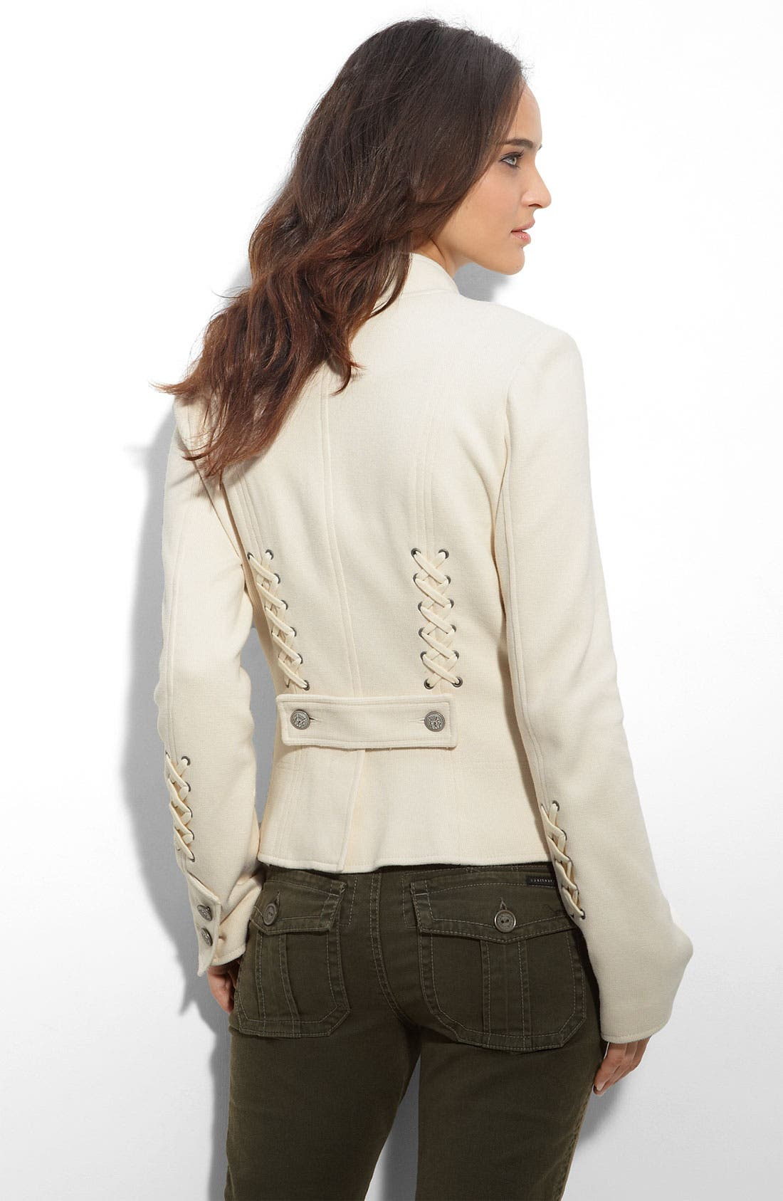We the Free by Free People 'Majorette' Sweater Jacket,                             Alternate thumbnail 2, color,                             103