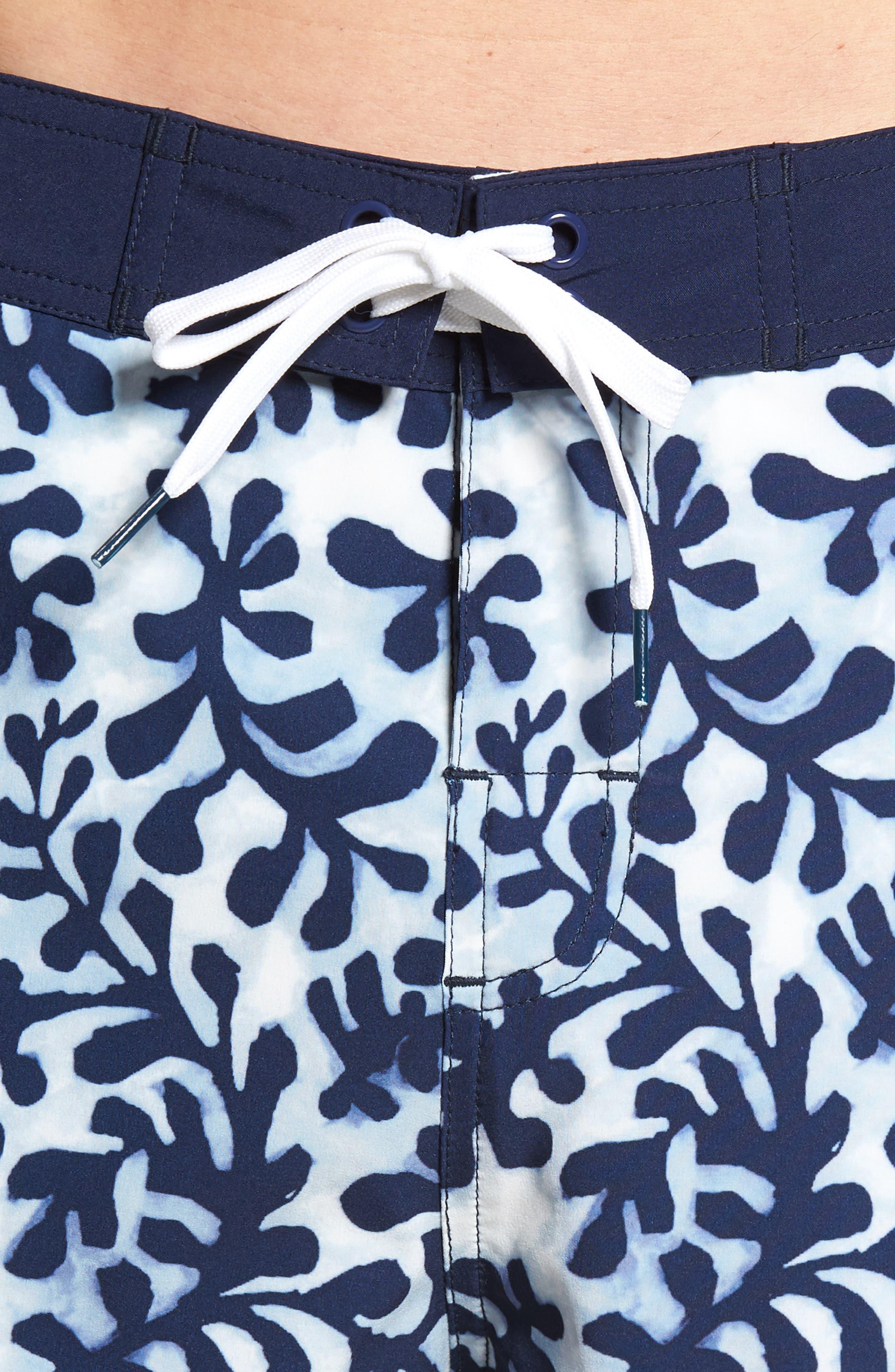 Seaweed Board Shorts,                             Alternate thumbnail 4, color,                             463
