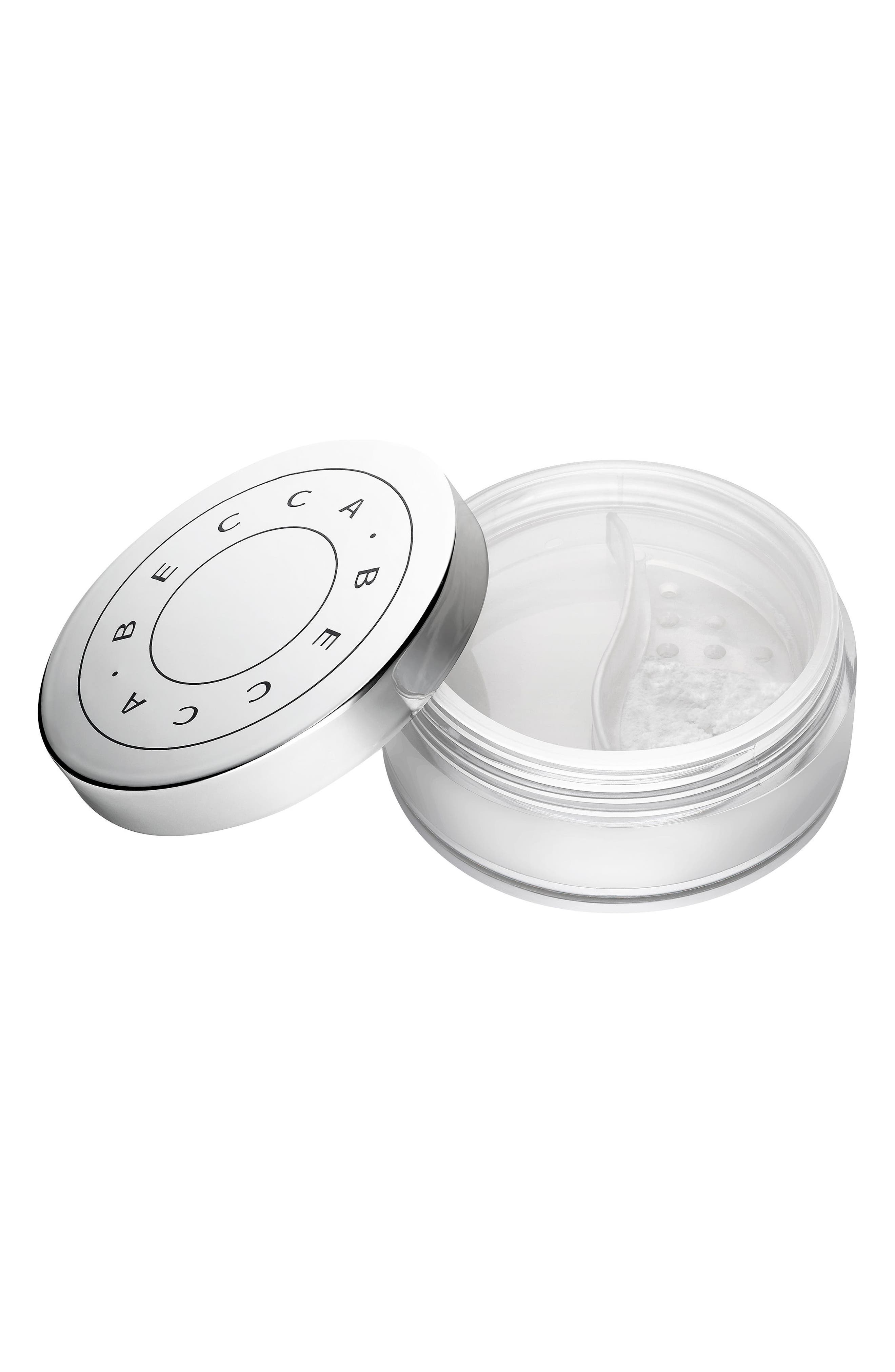 BECCA Undereye Setting Powder,                             Main thumbnail 1, color,                             NO COLOR