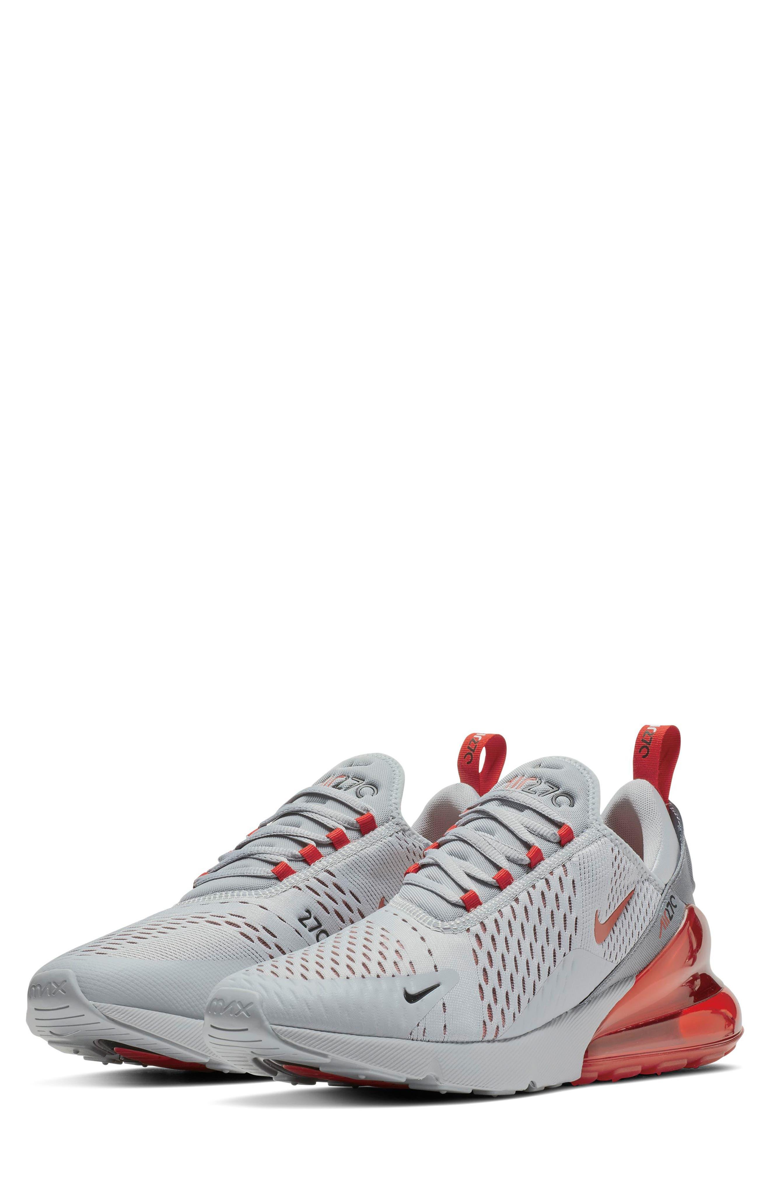 NIKE,                             Air Max 270 Sneaker,                             Main thumbnail 1, color,                             025