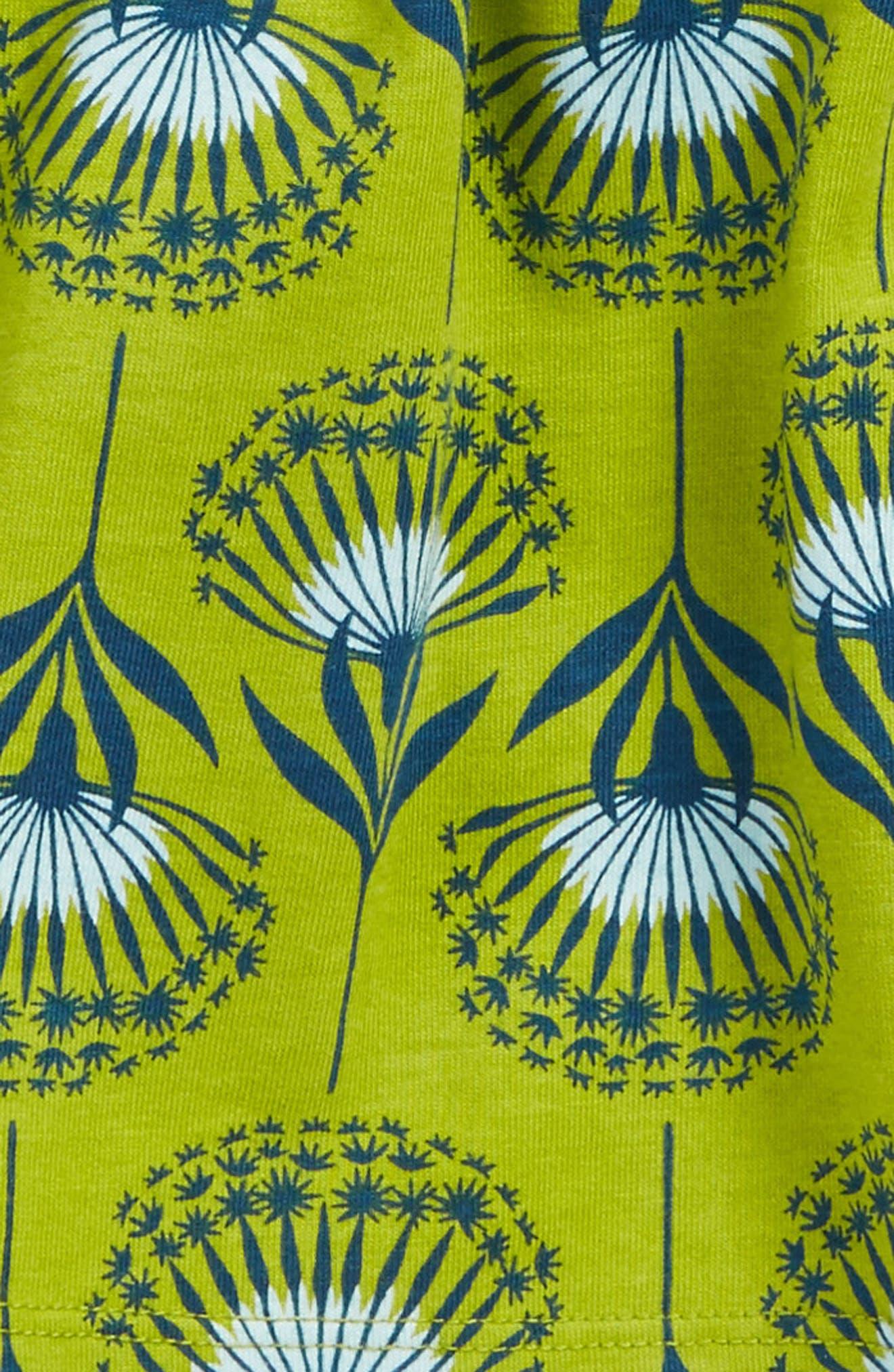 Dandelion Flutter Dress,                             Alternate thumbnail 3, color,                             341