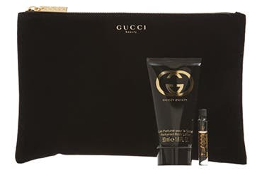 Gucci gift with purchase.