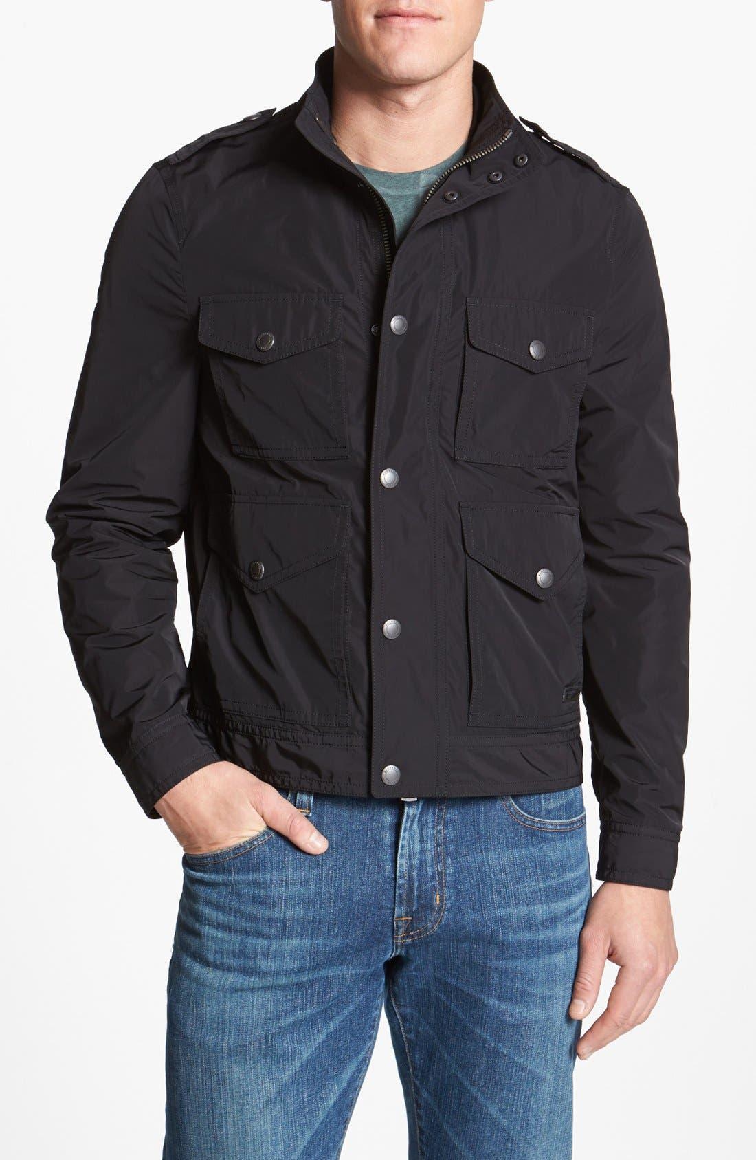 Brit 'Linford' Field Jacket, Main, color, 001