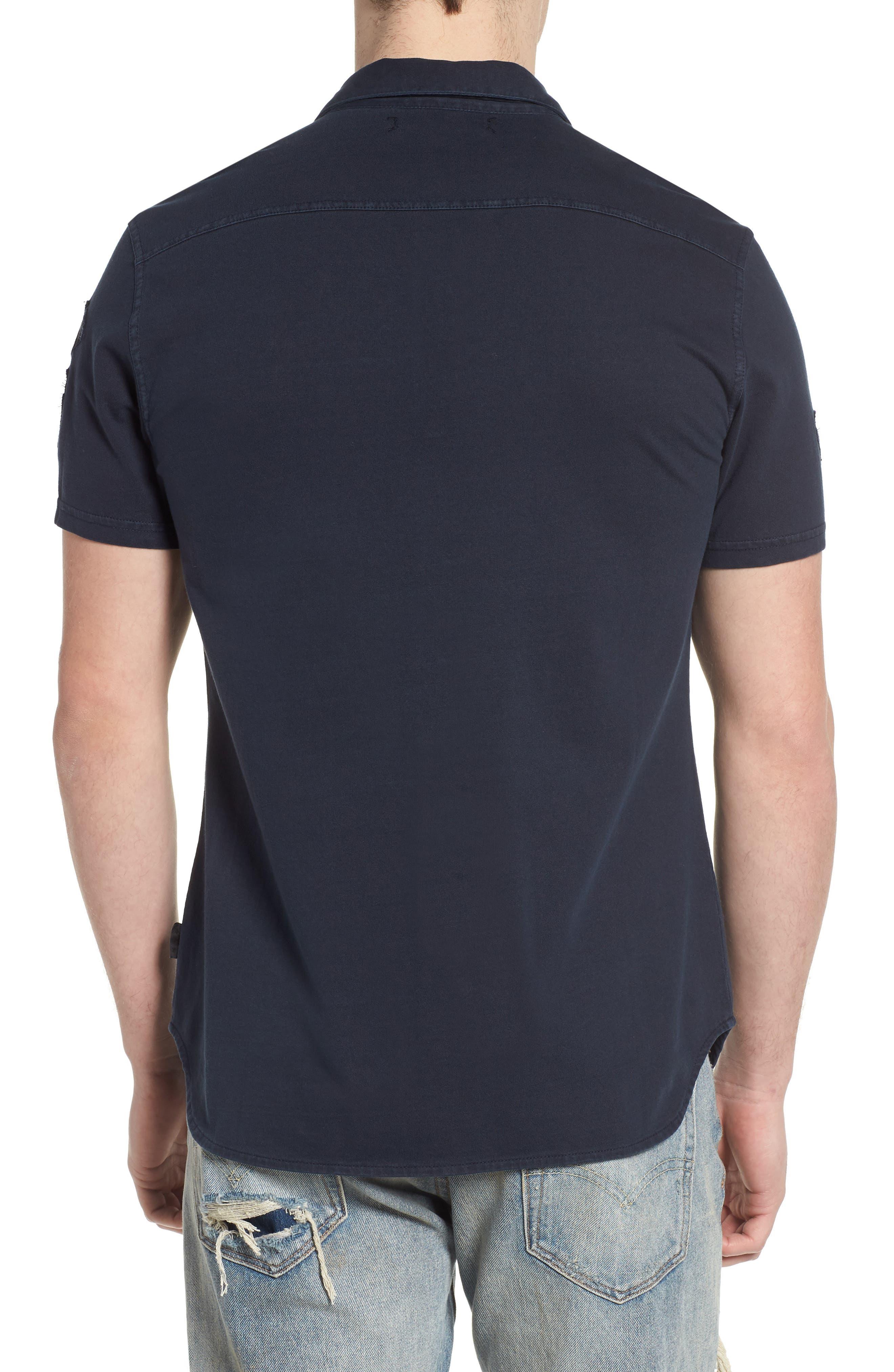 Extra Slim Fit Sport Shirt,                             Alternate thumbnail 2, color,                             490
