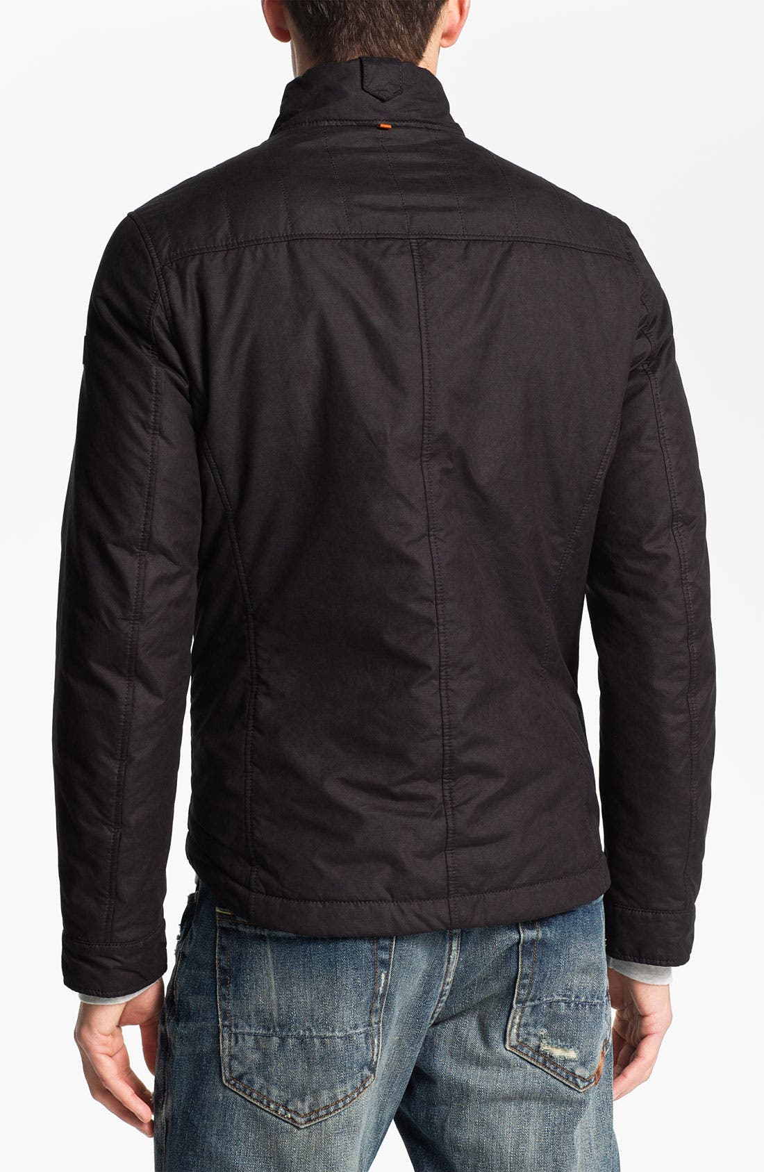 BOSS ORANGE,                             'Onso' Jacket,                             Alternate thumbnail 3, color,                             001