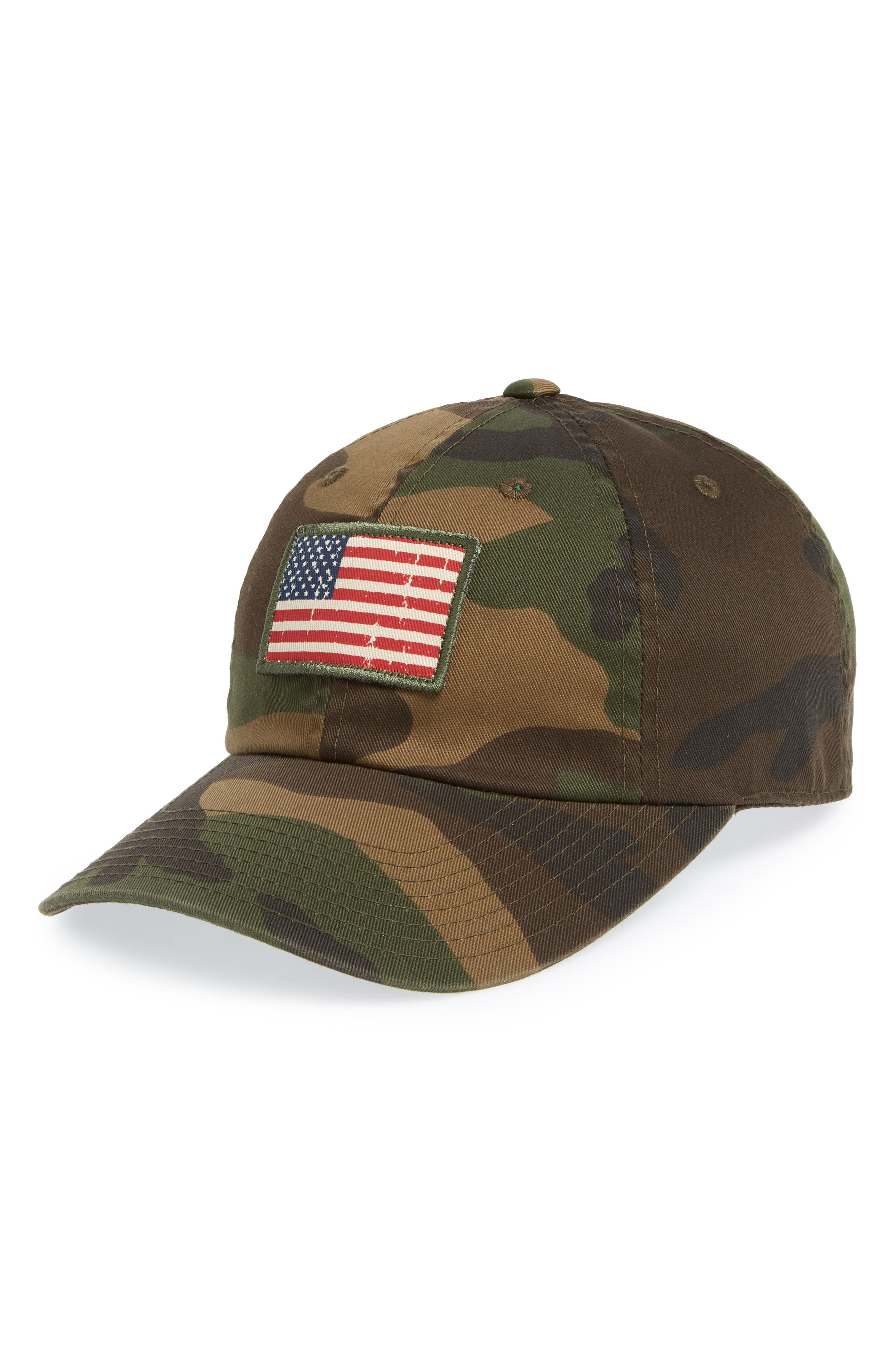 Badger - USA Ball Cap,                             Main thumbnail 1, color,                             312