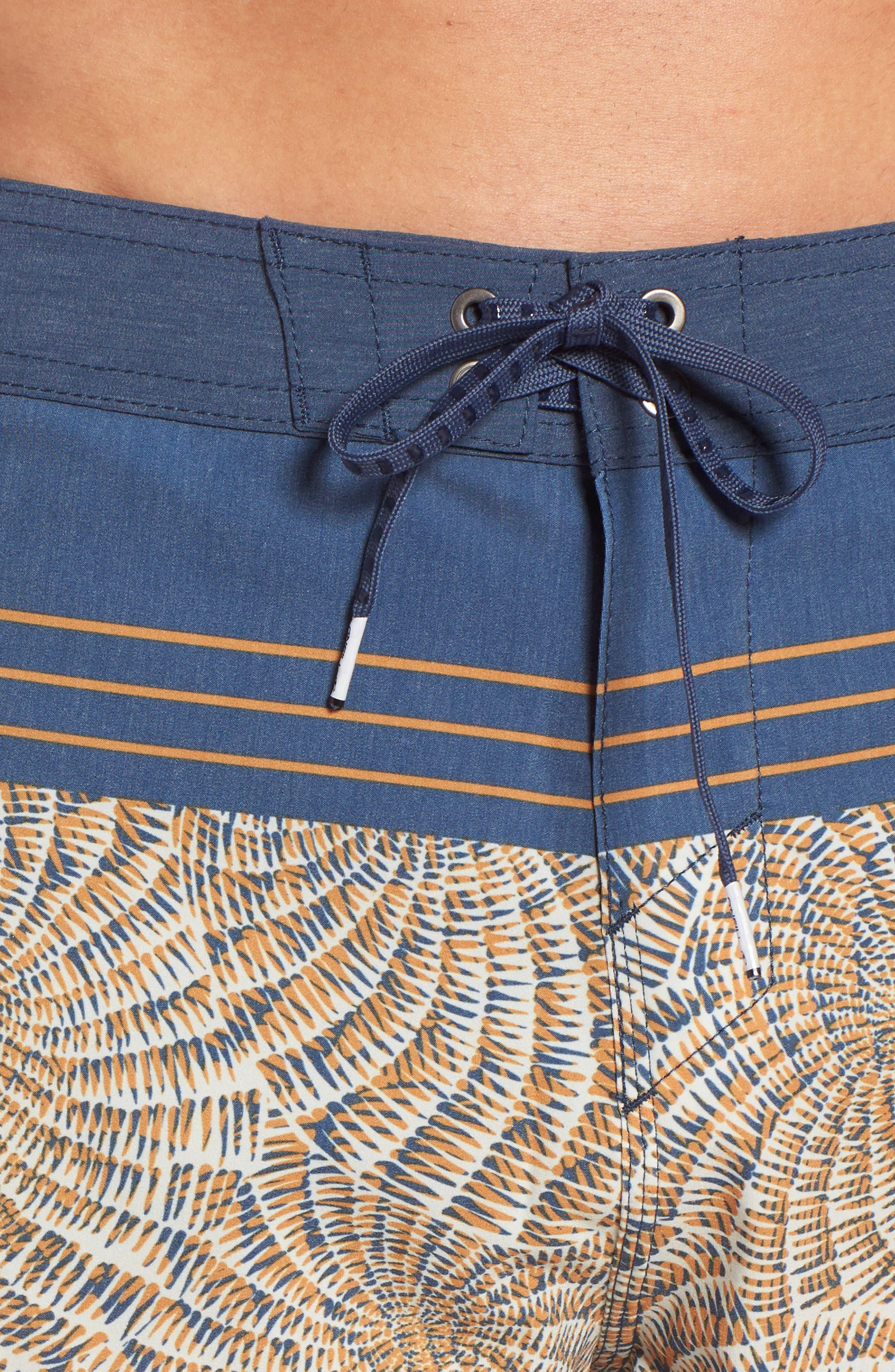 Hyperfreak Nautilus S-Seam Board Shorts,                             Alternate thumbnail 4, color,                             709