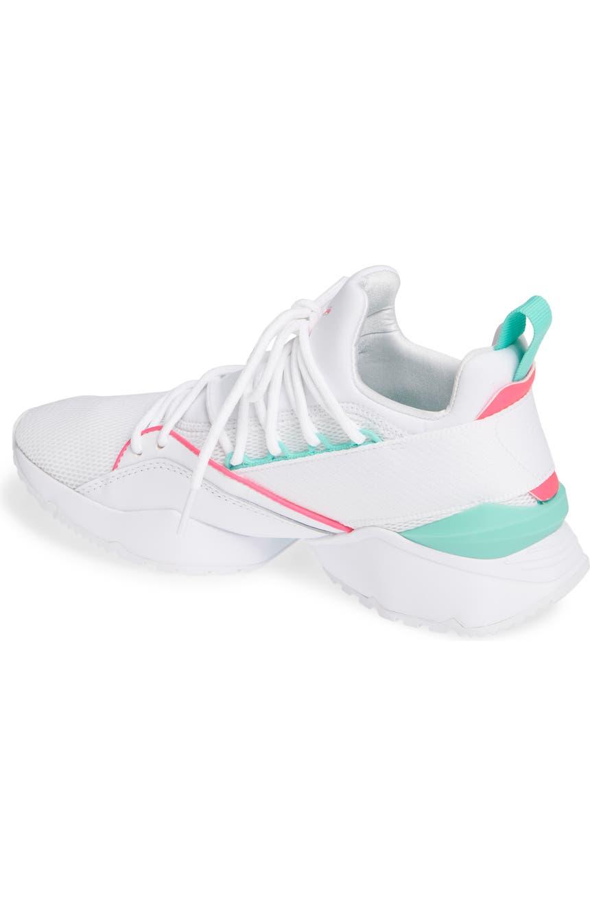 b01177a3d09 PUMA Muse Maia Utility Sneaker (Women)