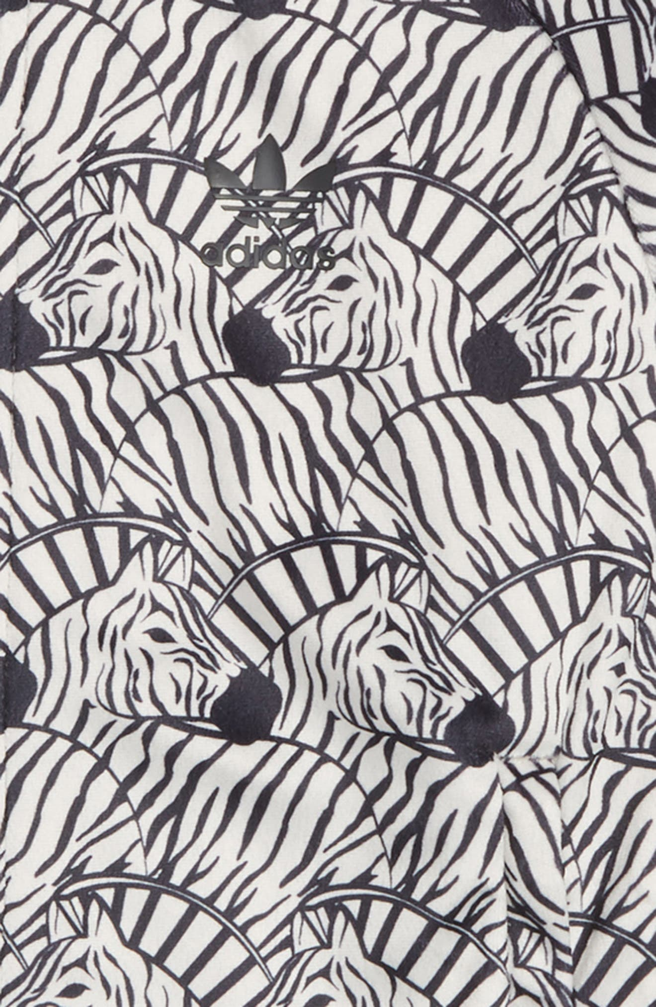 J Zebra Track Jacket,                             Alternate thumbnail 2, color,                             200