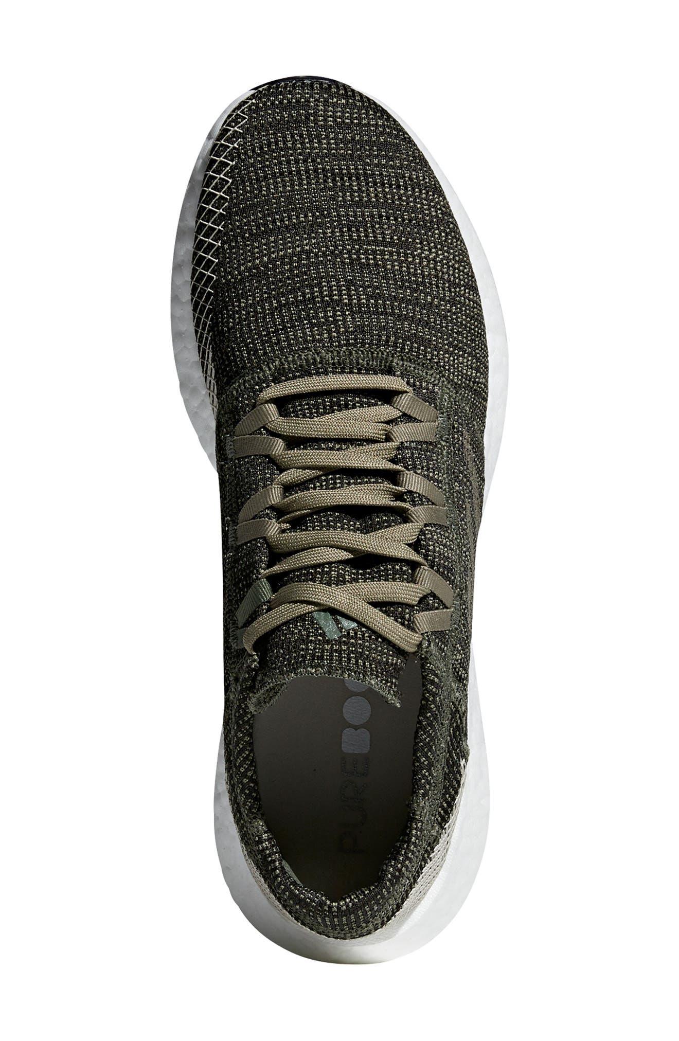 PureBoost GO Running Shoe,                             Alternate thumbnail 4, color,                             300