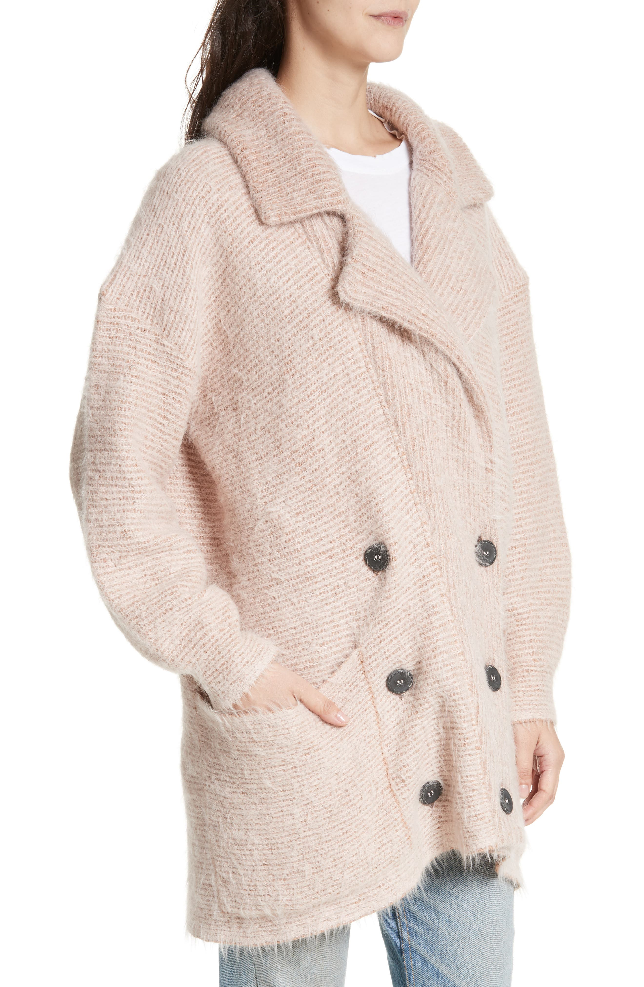 Take Two Sweater Coat,                             Alternate thumbnail 4, color,