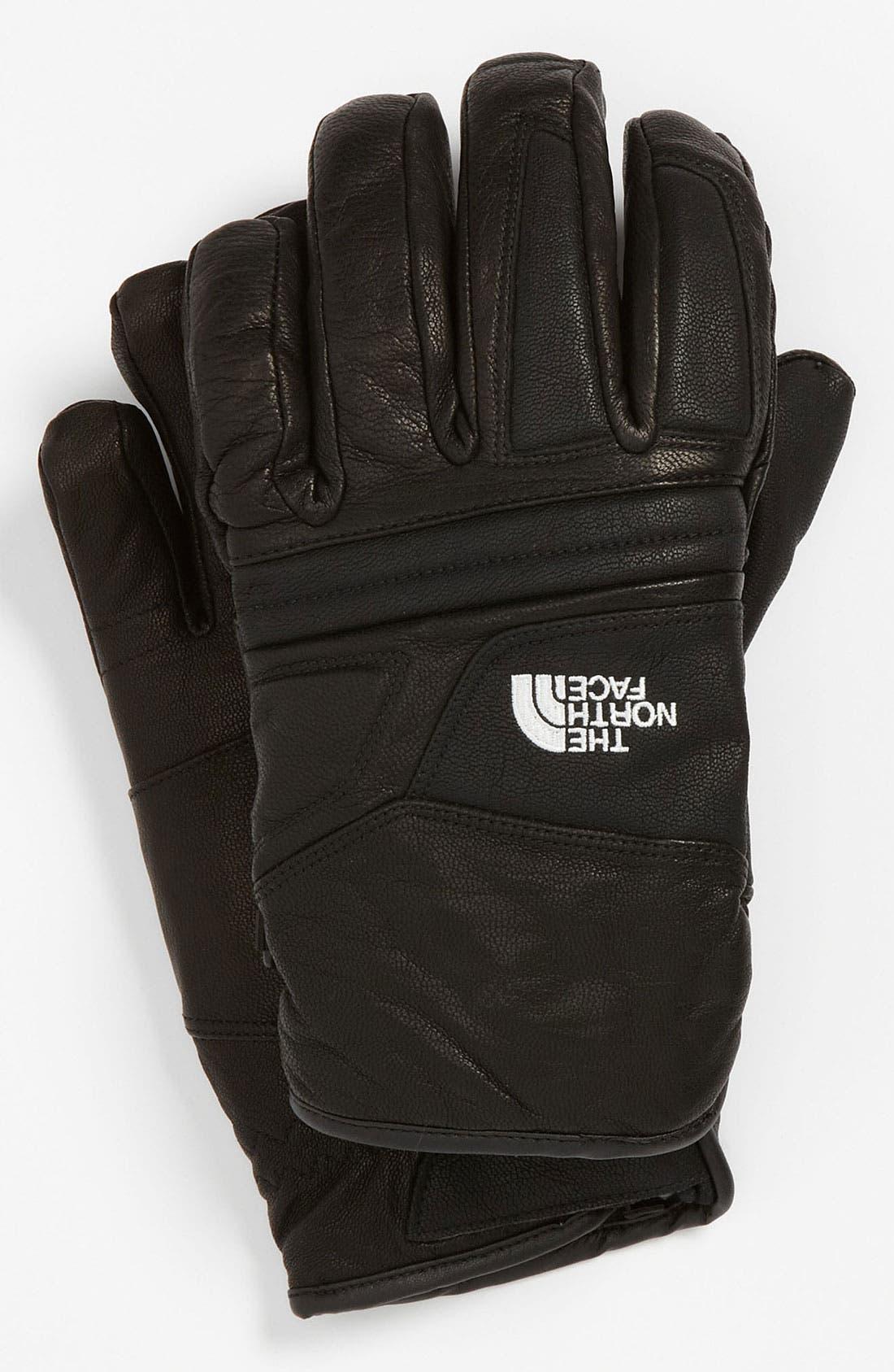 'Hooligan' Gloves, Main, color, 001