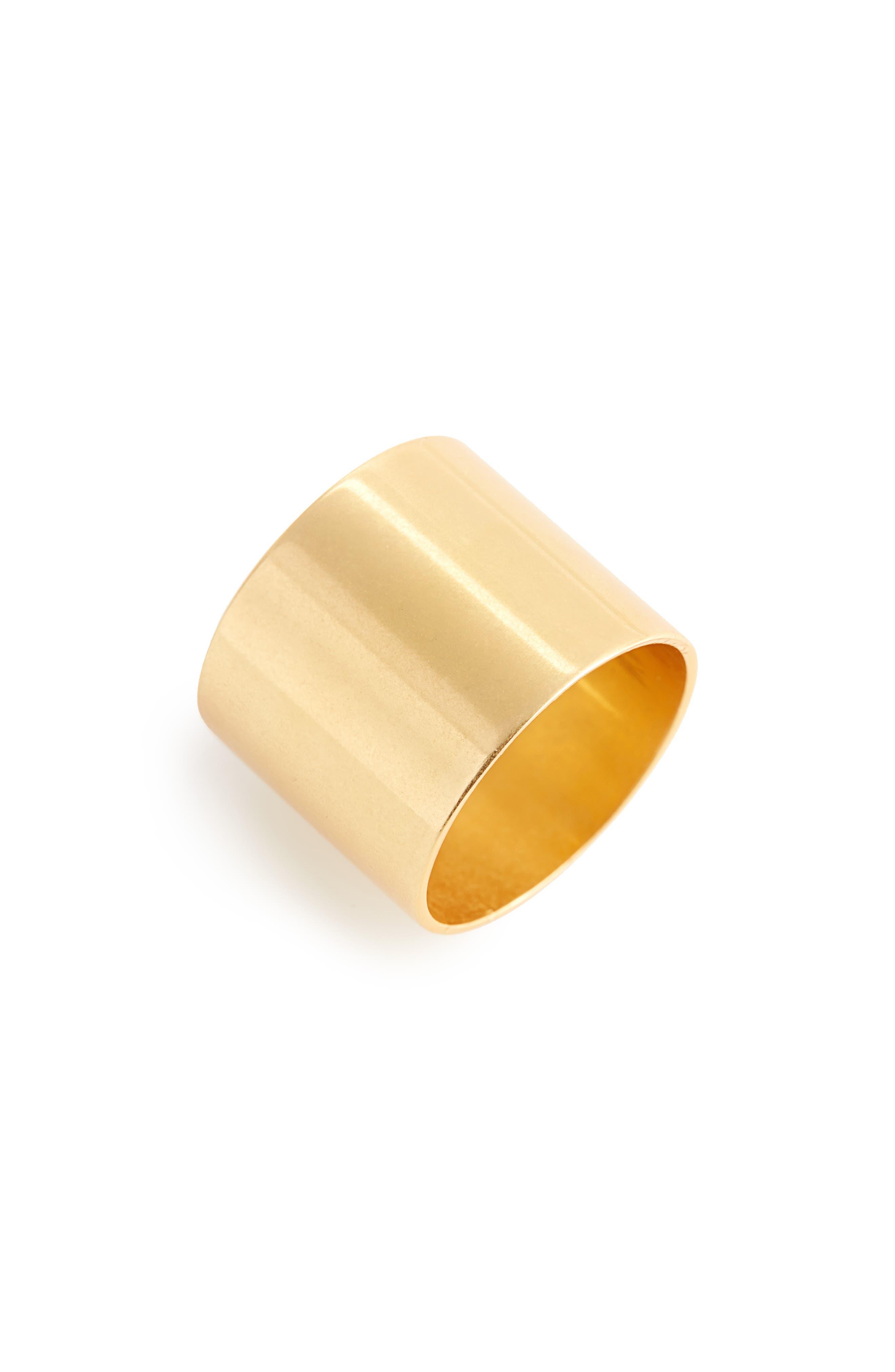 Band Ring,                         Main,                         color, GOLD