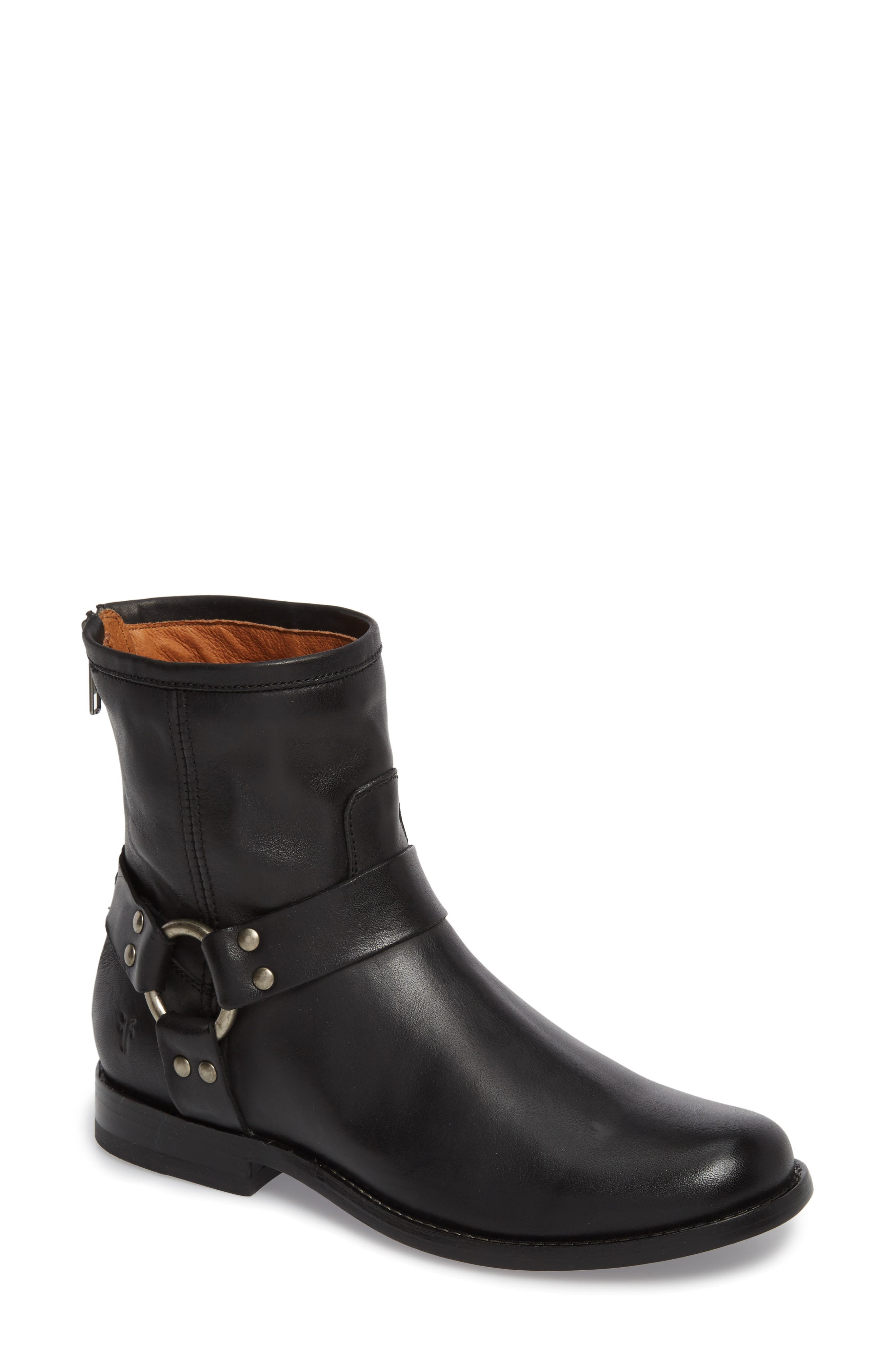 Phillip Harness Boot,                         Main,                         color, 001