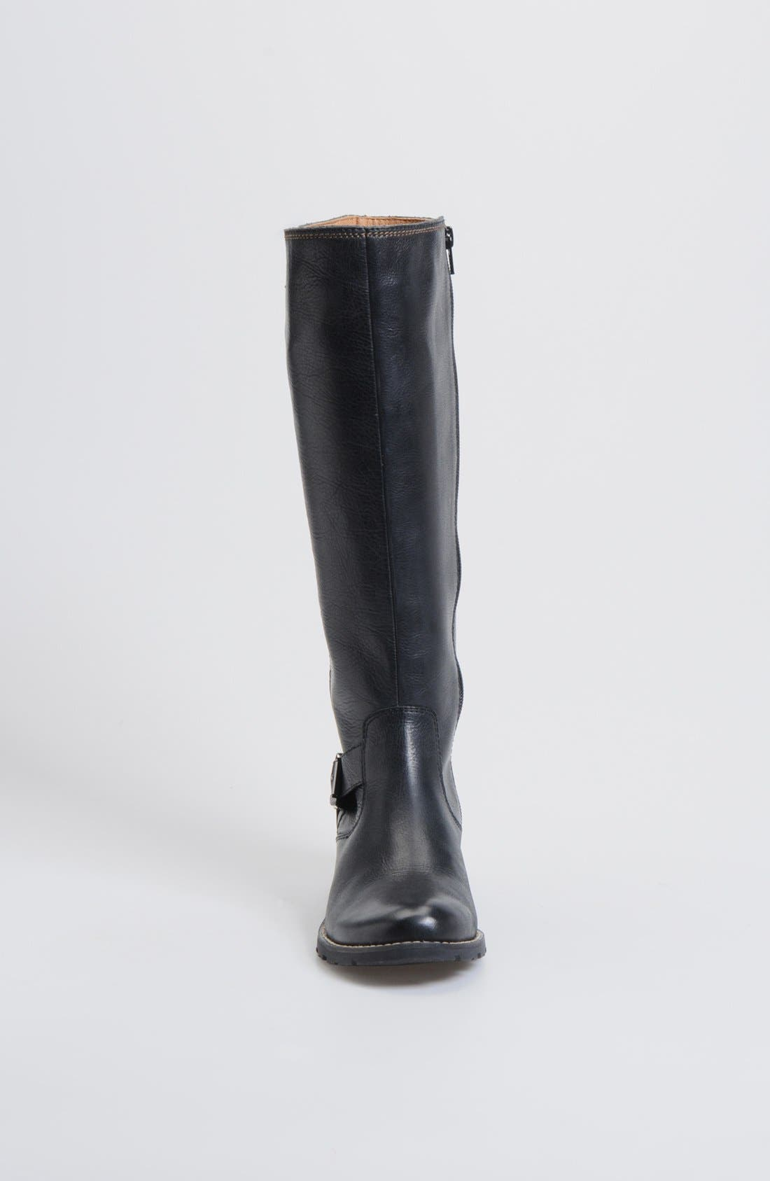 'Alanna' Boot,                             Alternate thumbnail 3, color,                             001