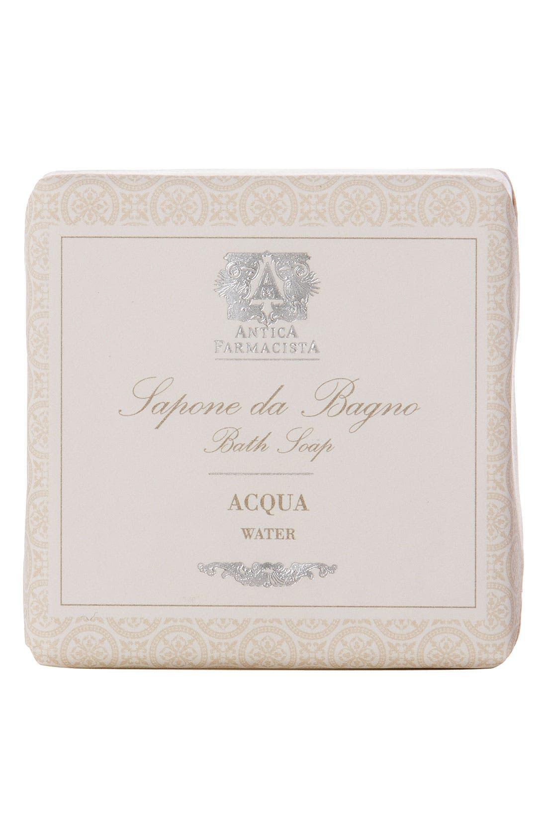 'Acqua' Bar Soap,                             Main thumbnail 1, color,                             000