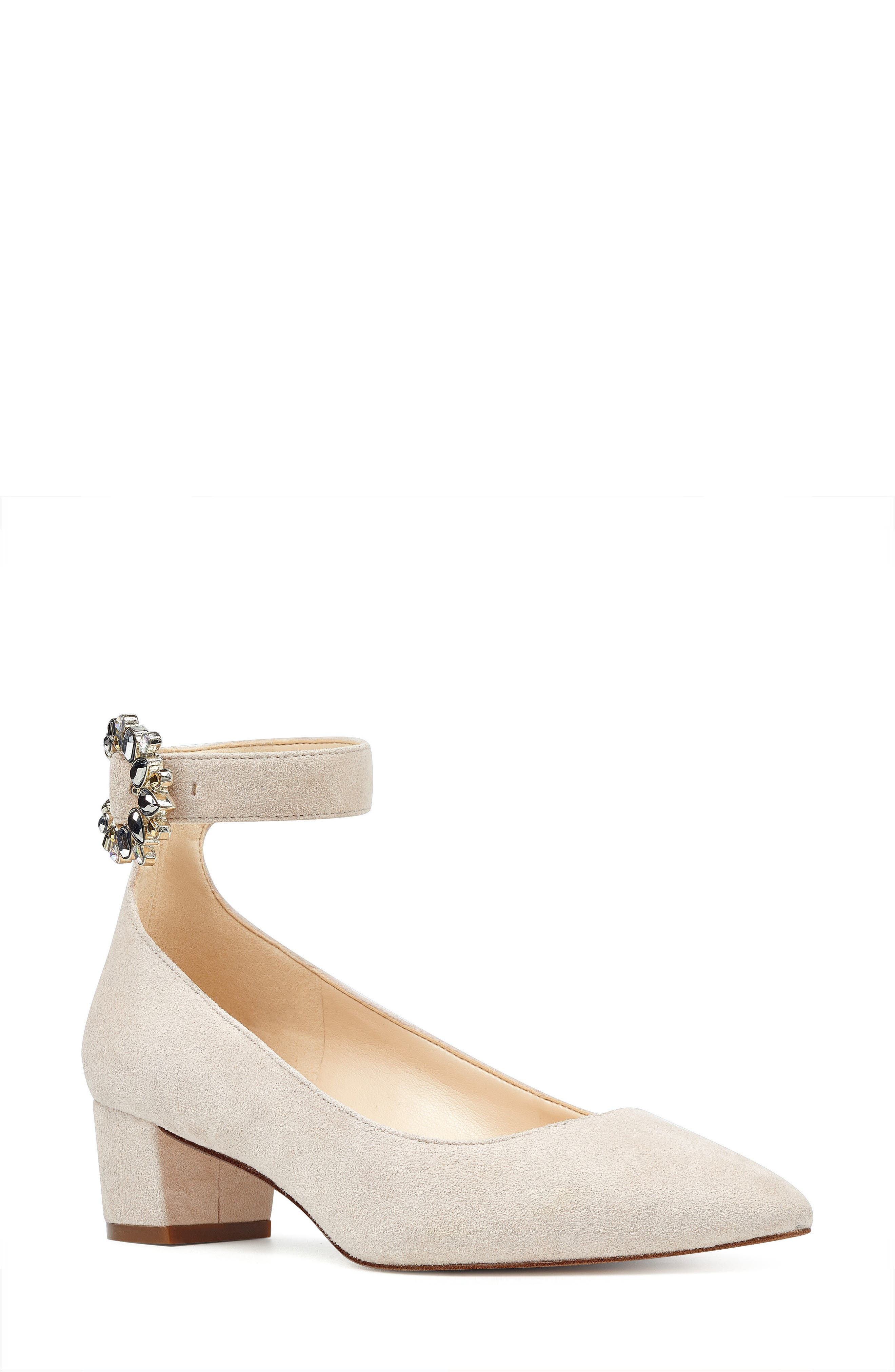 Bartly Ankle Strap Pump,                             Main thumbnail 2, color,