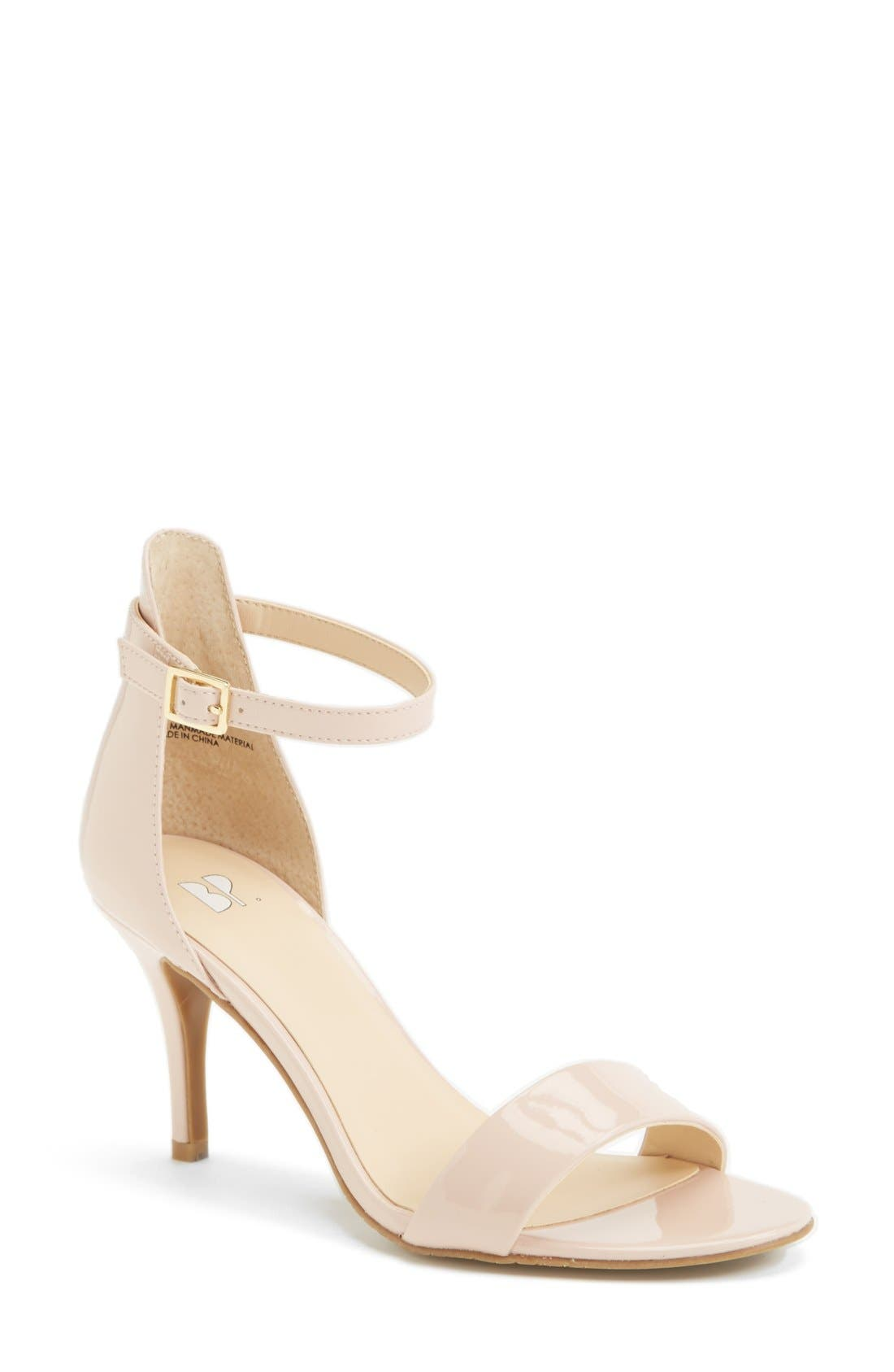 'Luminate' Open Toe Dress Sandal,                             Main thumbnail 39, color,