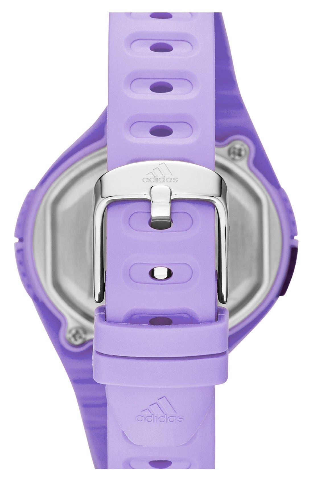 'Adizero' Digital Watch, 43mm x 38mm,                             Alternate thumbnail 7, color,