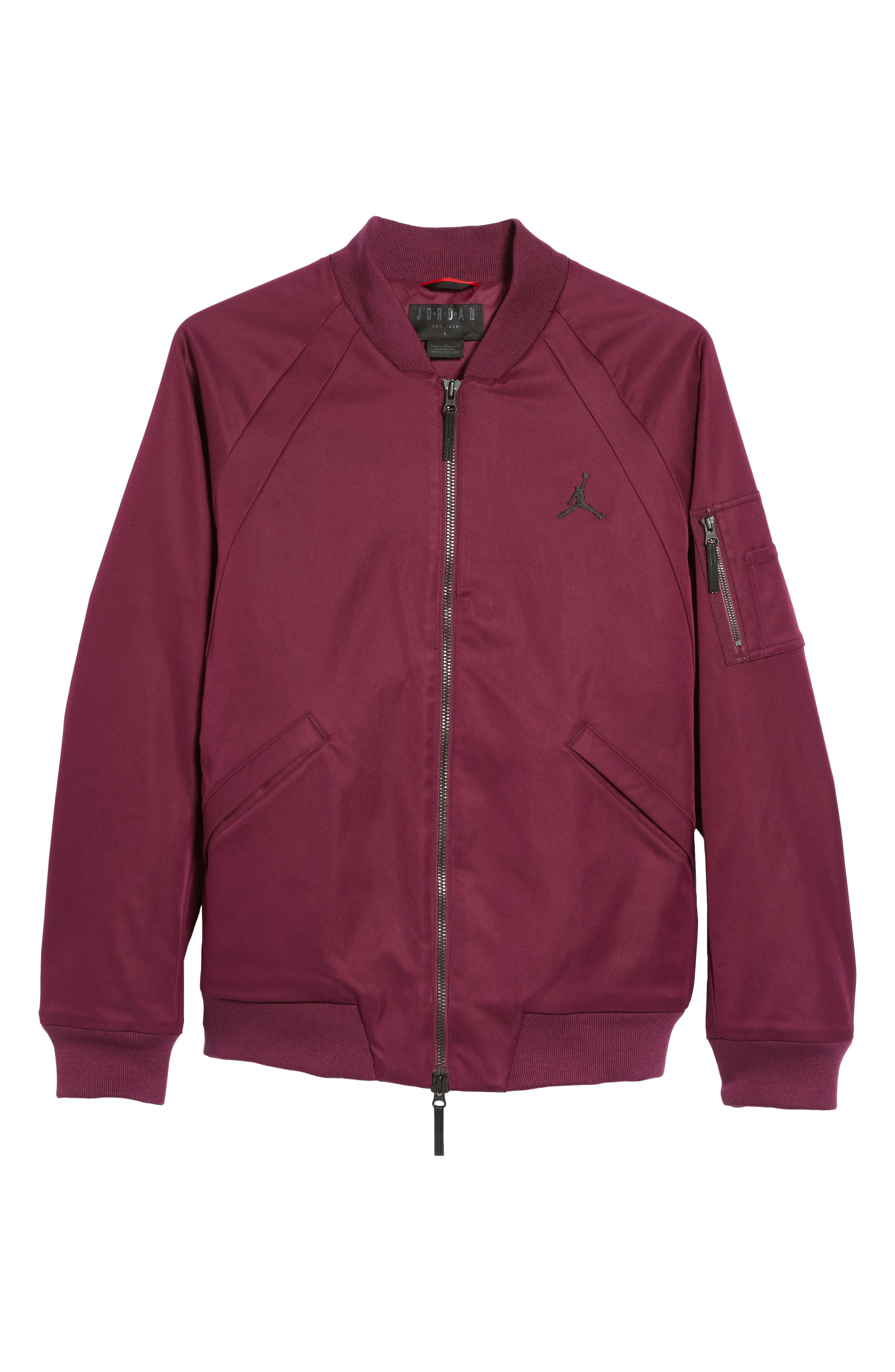 Sportswear Wings MA-1 Bomber Jacket,                             Alternate thumbnail 15, color,
