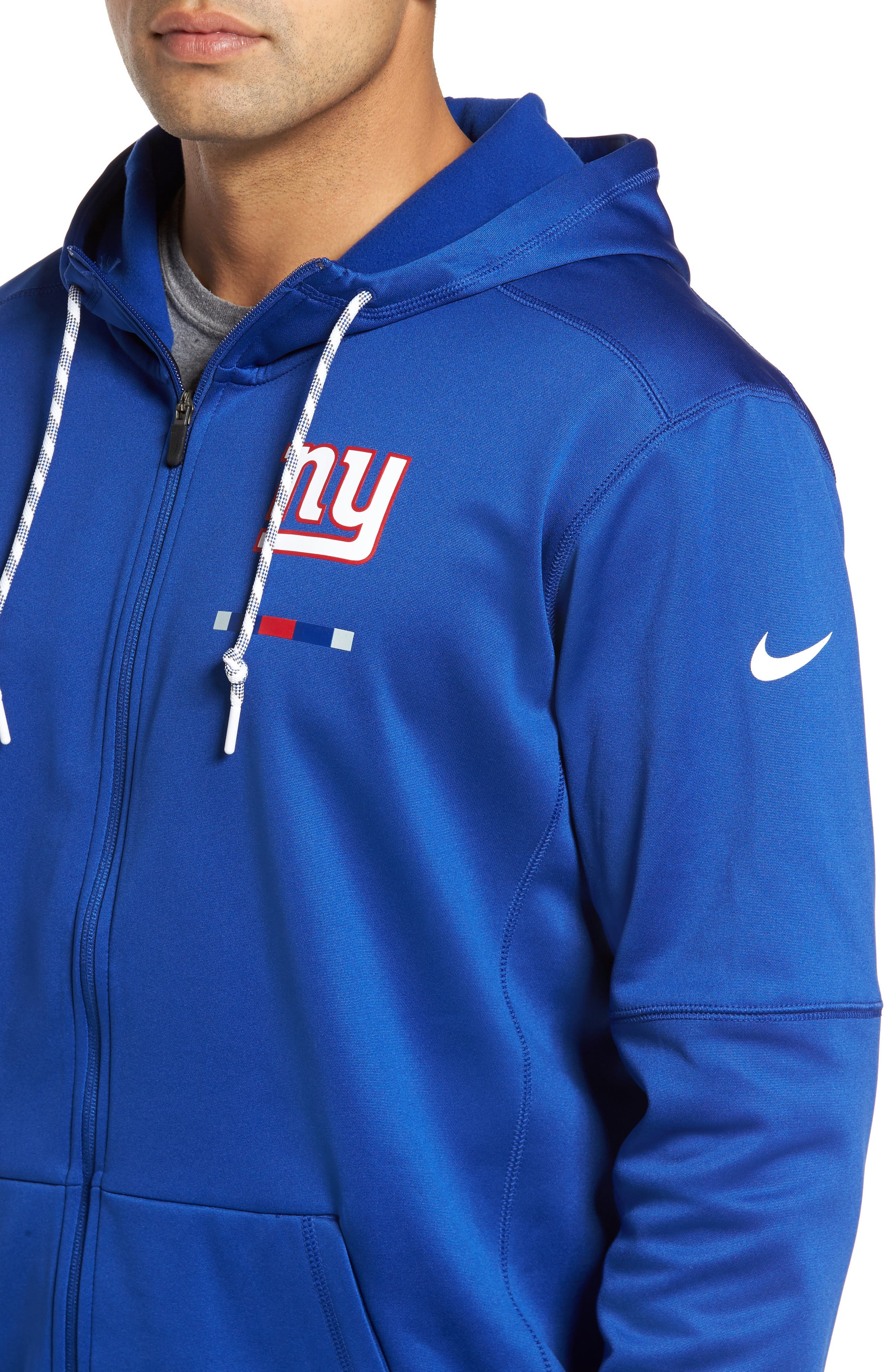 Therma-FIT NFL Graphic Zip Hoodie,                             Alternate thumbnail 28, color,