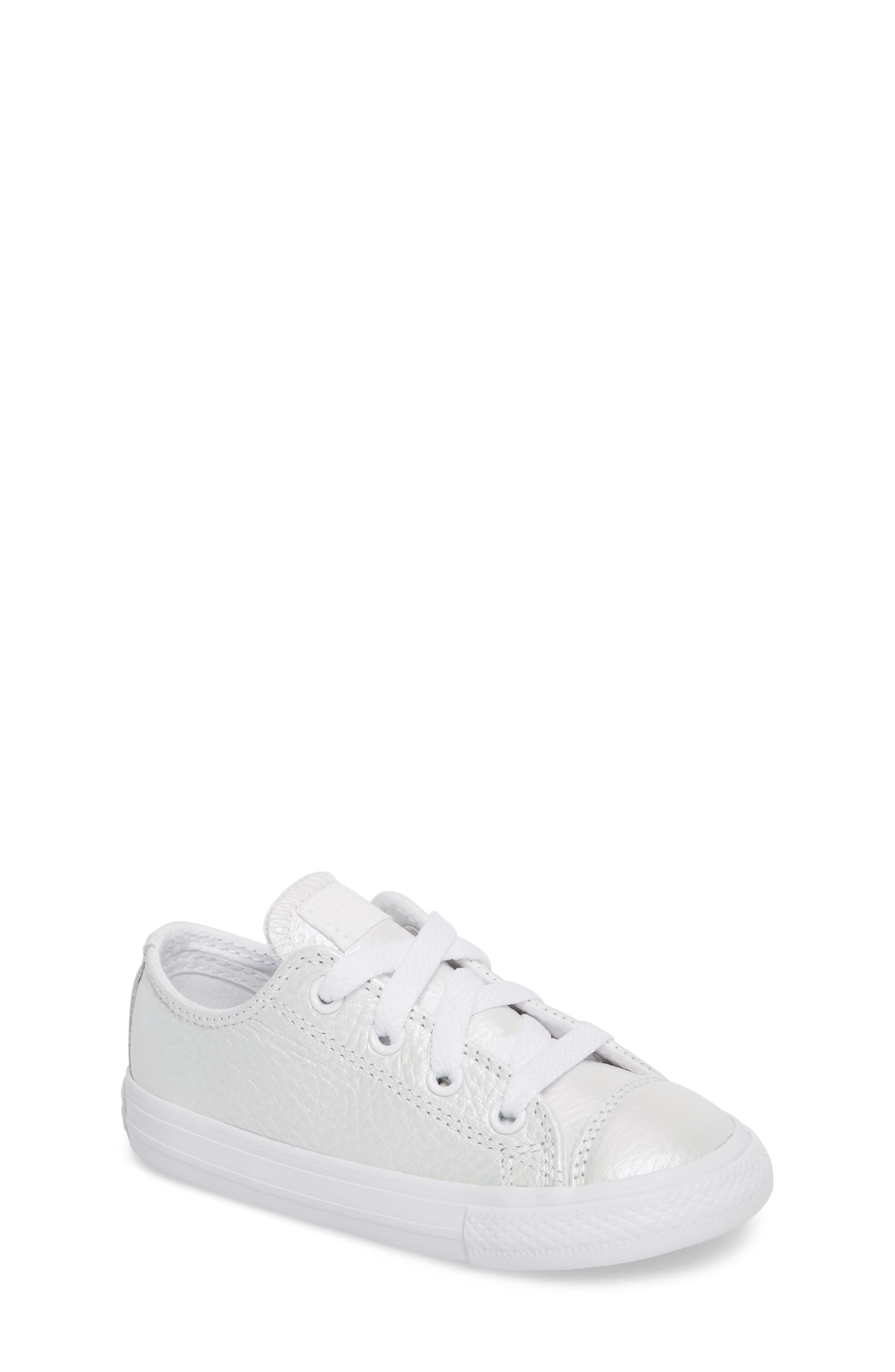 Chuck Taylor<sup>®</sup> All Star<sup>®</sup> Iridescent Sneaker,                         Main,                         color, 100