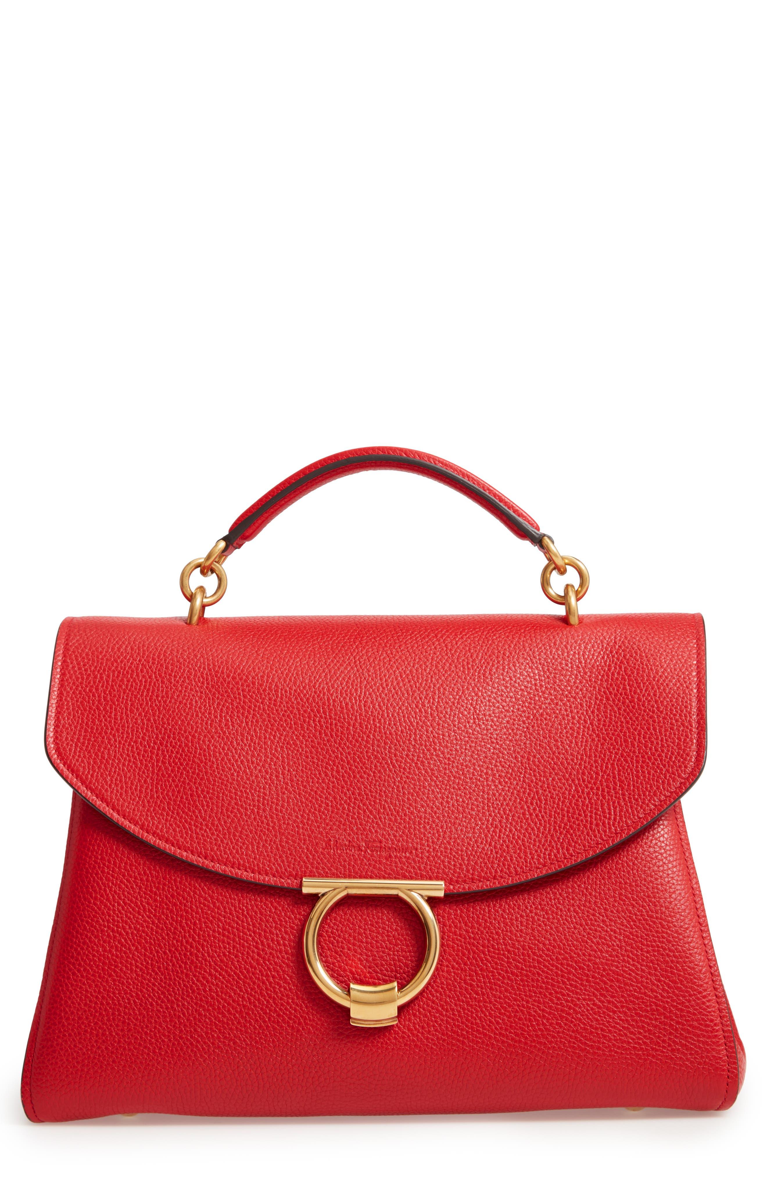 Flap Shoulder Bag, Main, color, 600