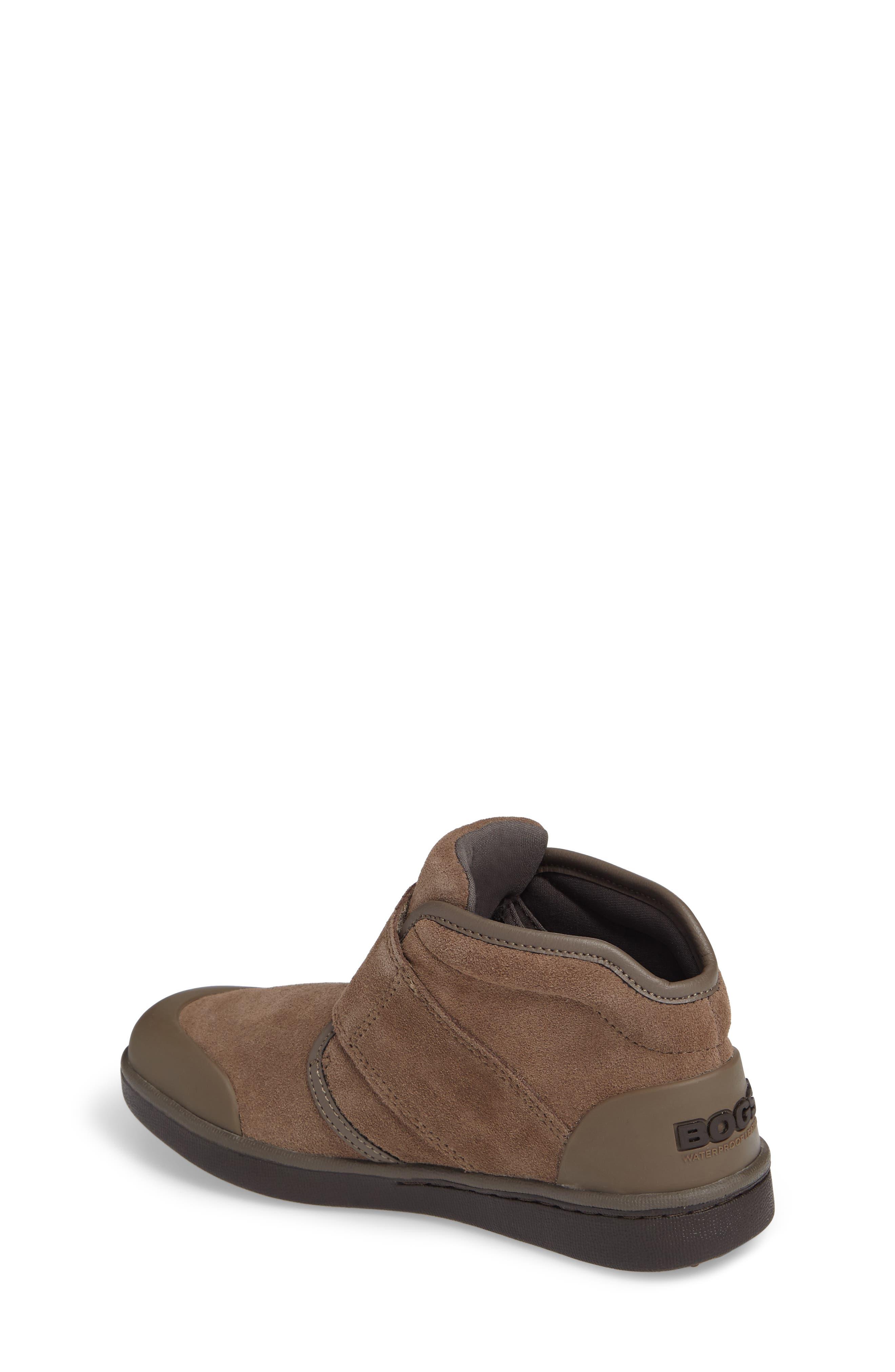 'Sammy' Waterproof Sneaker,                             Alternate thumbnail 2, color,                             TAN