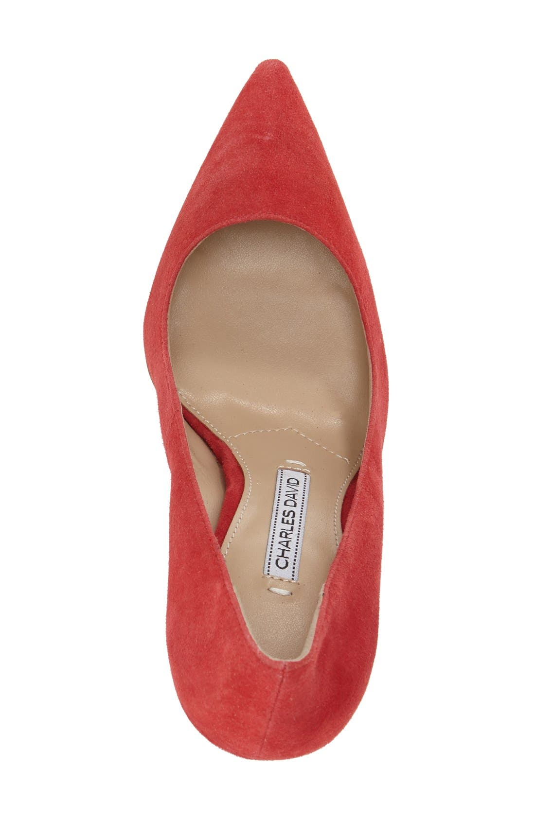 'Caterina' Pointy Toe Pump,                             Alternate thumbnail 29, color,