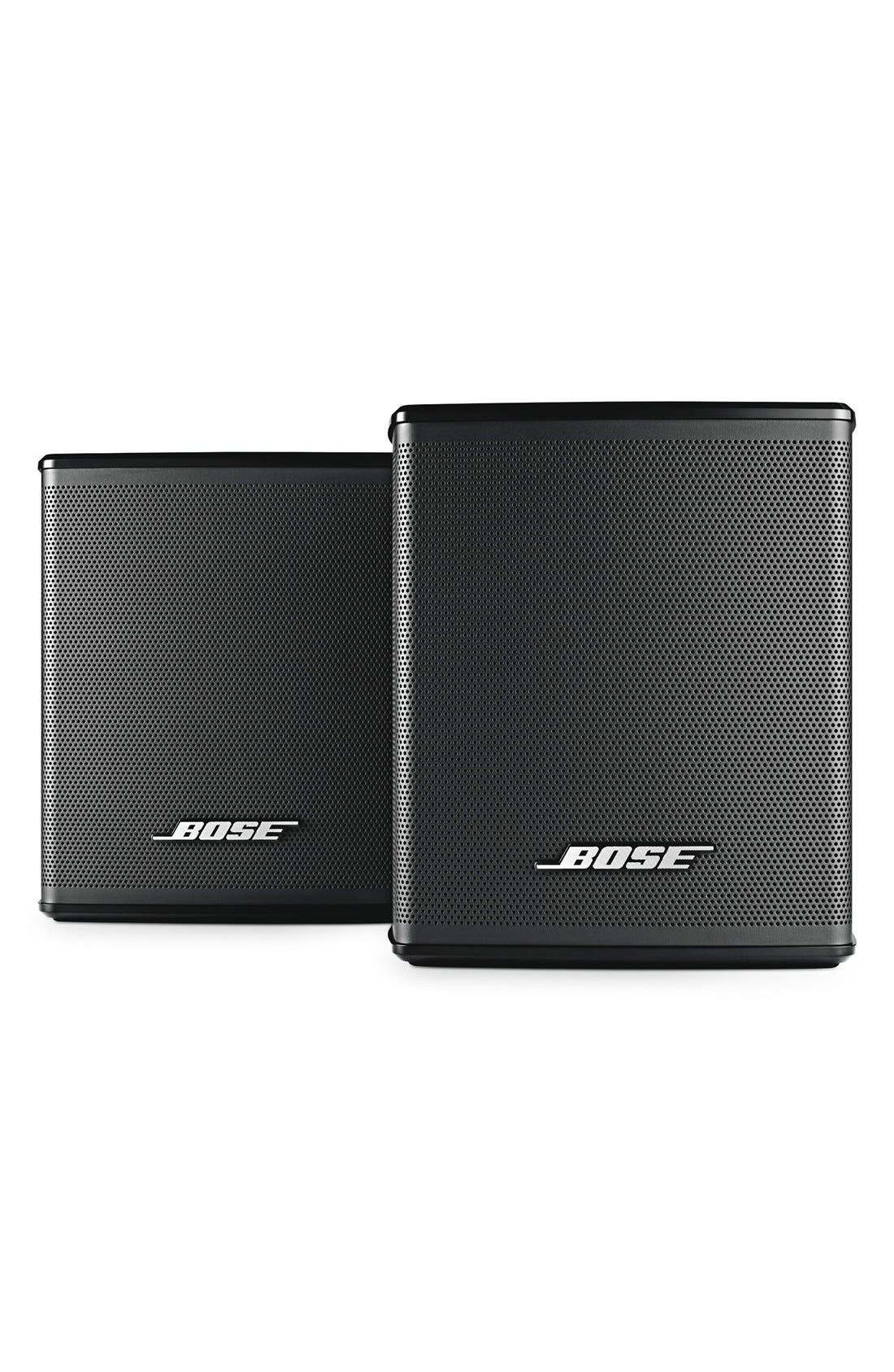 BOSE<SUP>®</SUP> Virtually Invisible<sup>®</sup> 300 Wireless Surround Speakers, Main, color, 001