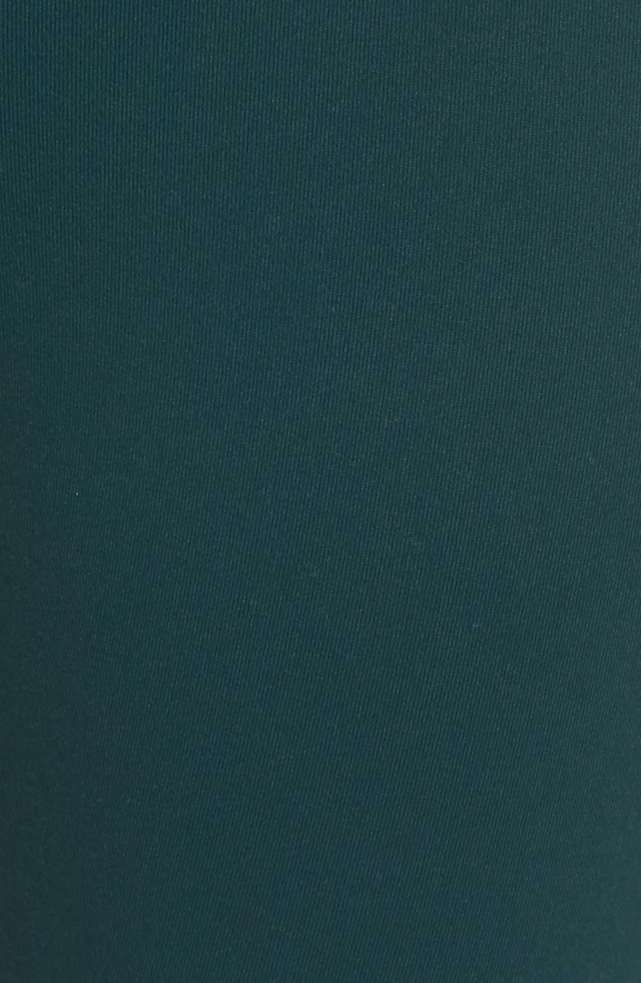 High Waist Lattice Midi Leggings,                             Alternate thumbnail 27, color,