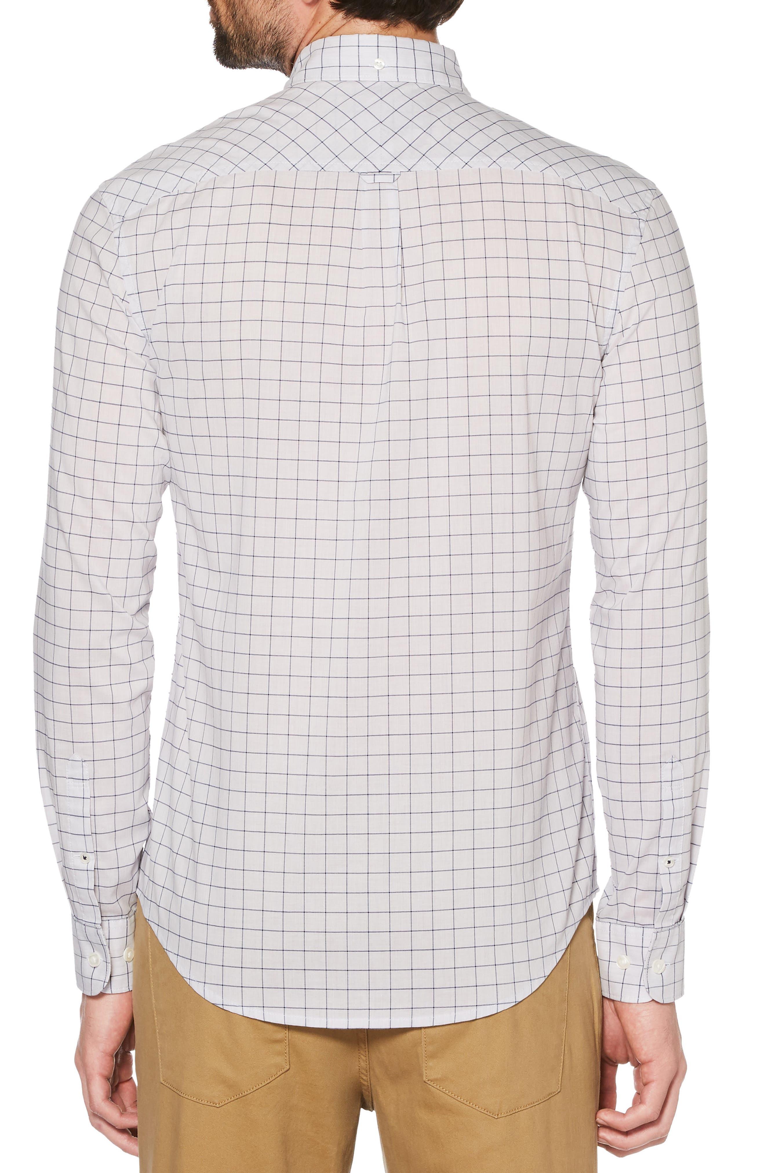 P55 Slim Fit Shirt,                             Alternate thumbnail 2, color,                             427