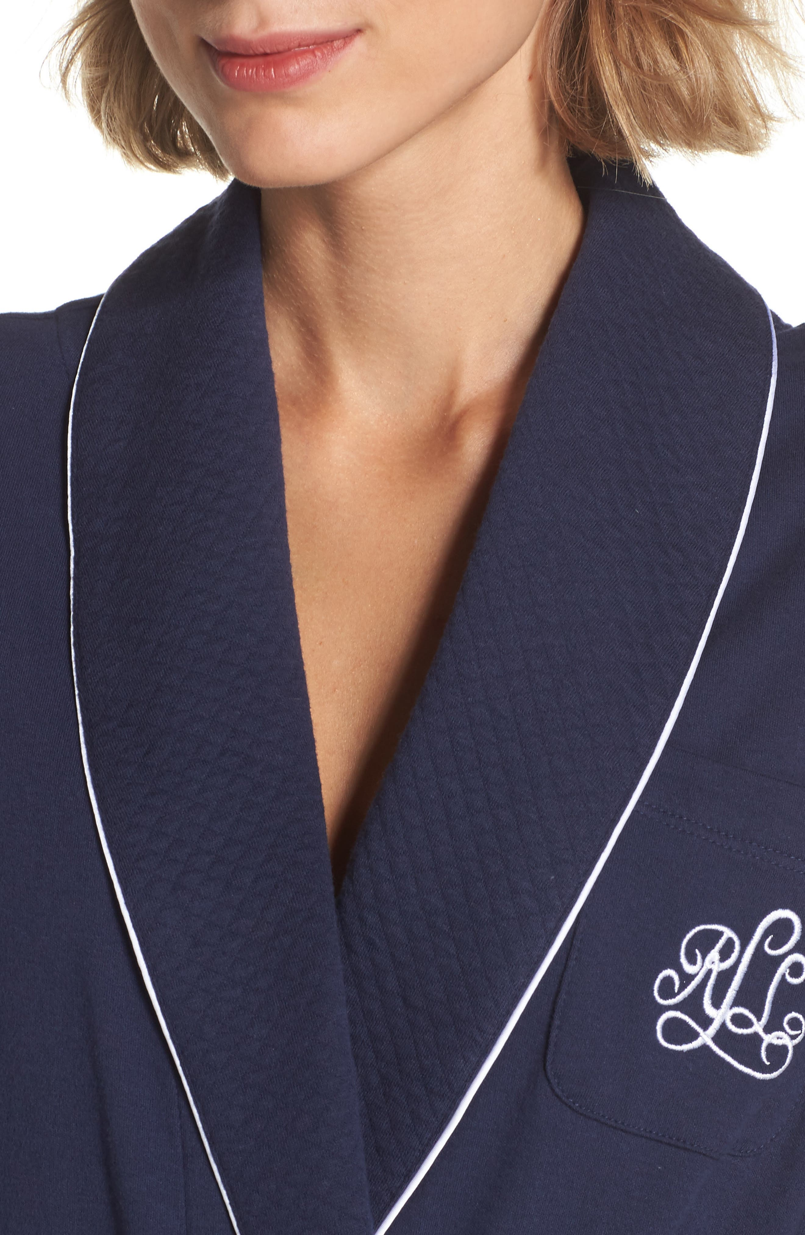 Quilted Collar Robe,                             Alternate thumbnail 70, color,