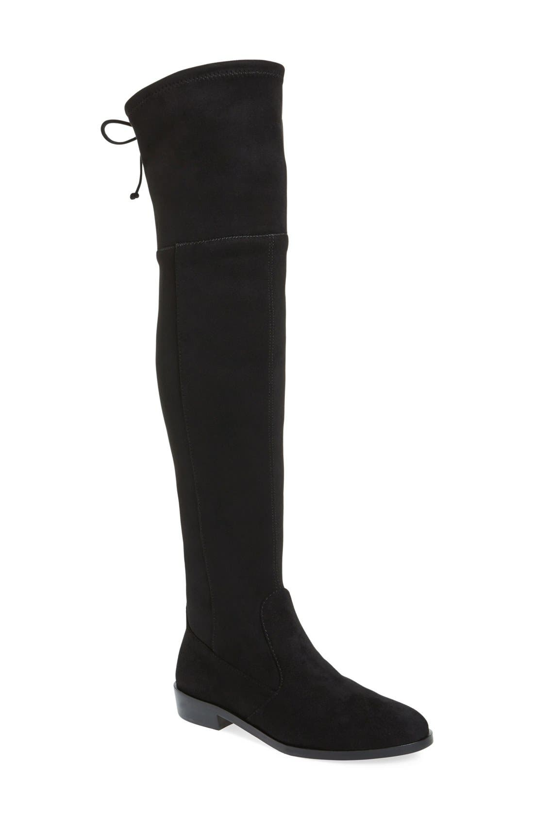 VINCE CAMUTO Crisintha Over the Knee Boot, Main, color, 001