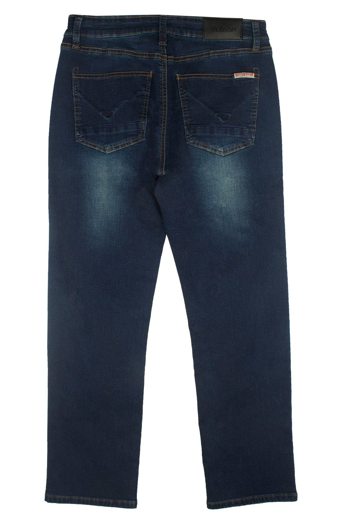 Jagger Slim Fit Straight Leg Jeans,                             Alternate thumbnail 8, color,