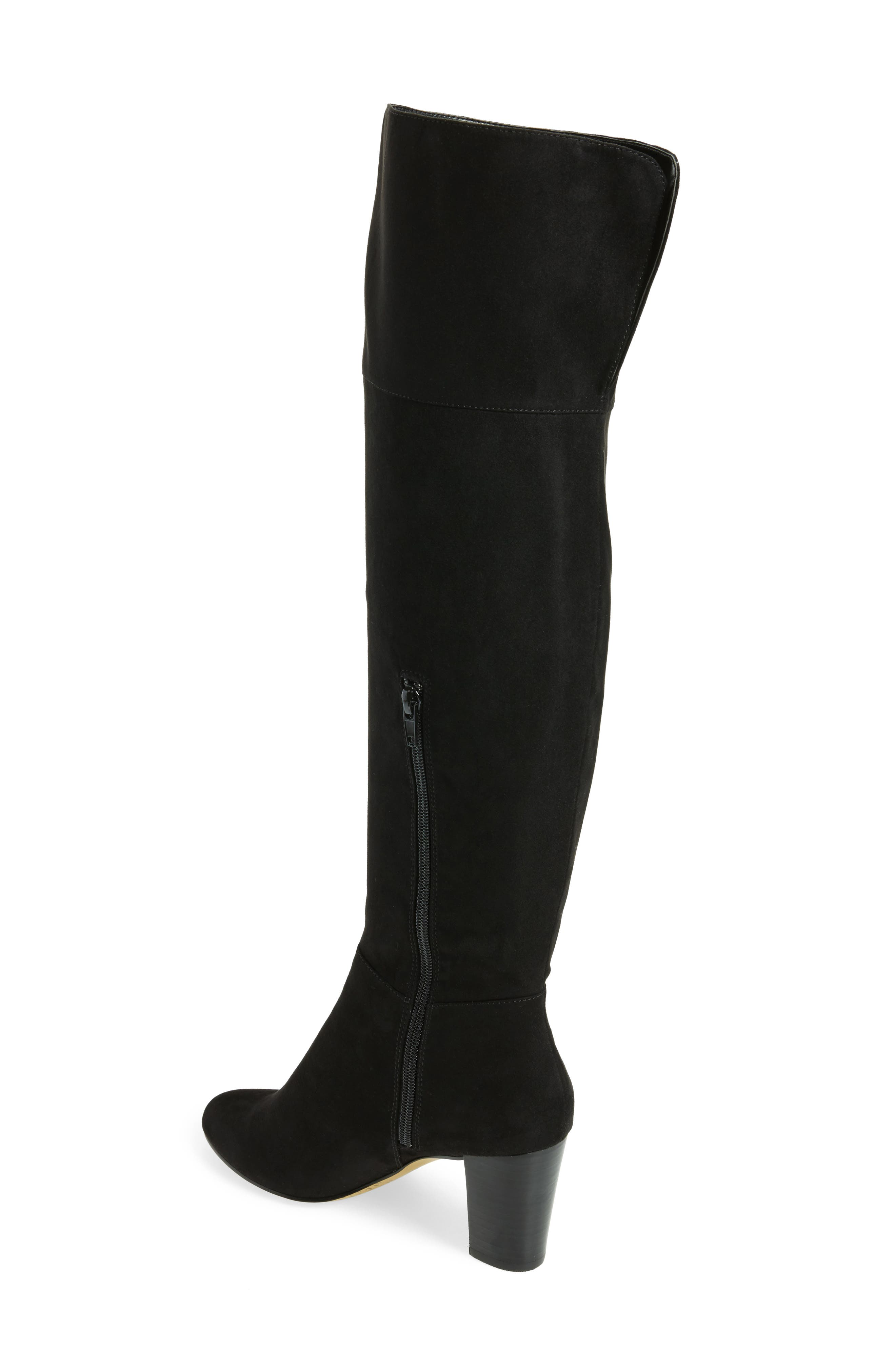 Telluride II Over the Knee Boot,                             Alternate thumbnail 4, color,