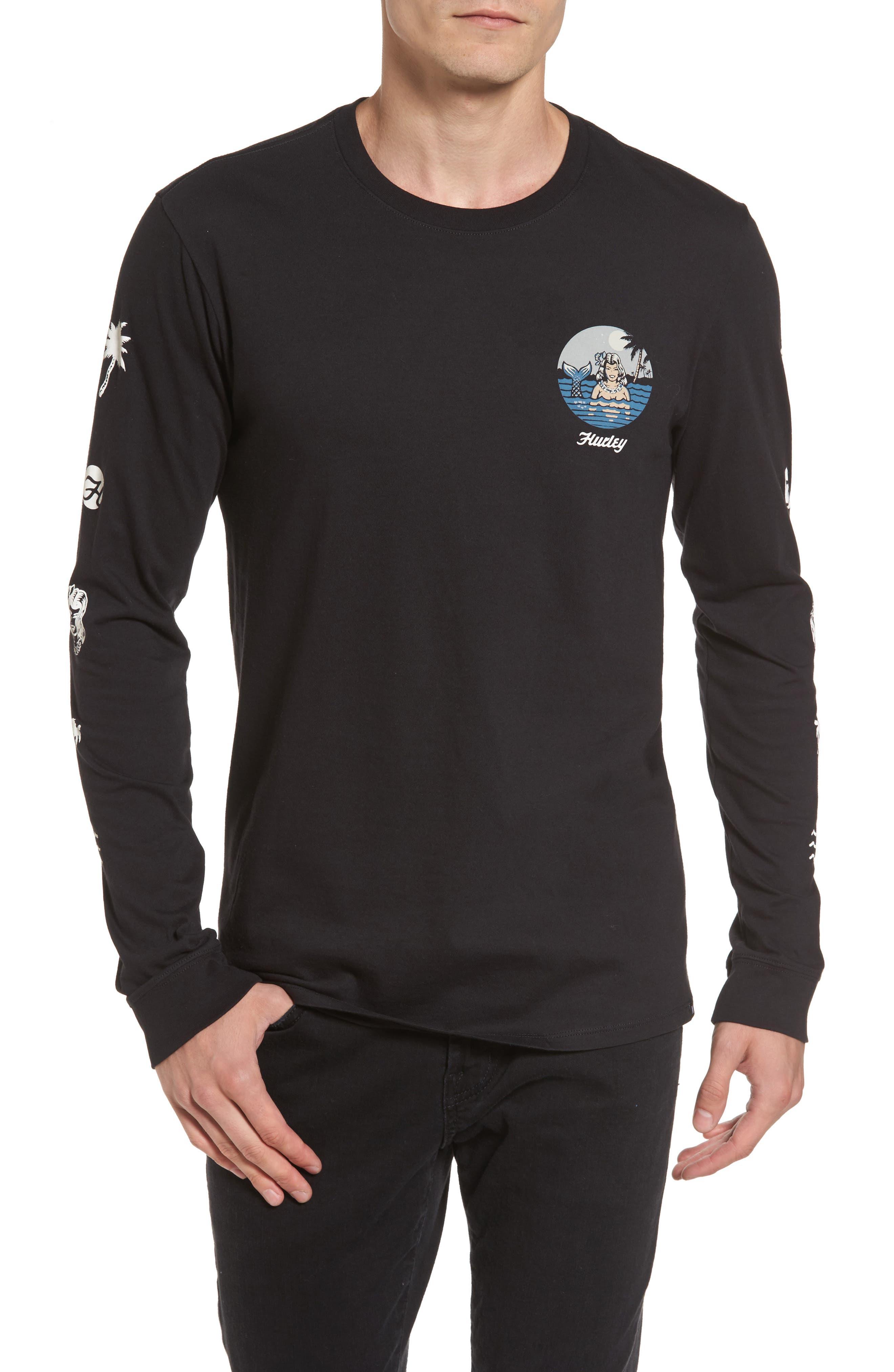 Sirena T-Shirt,                         Main,                         color, 010