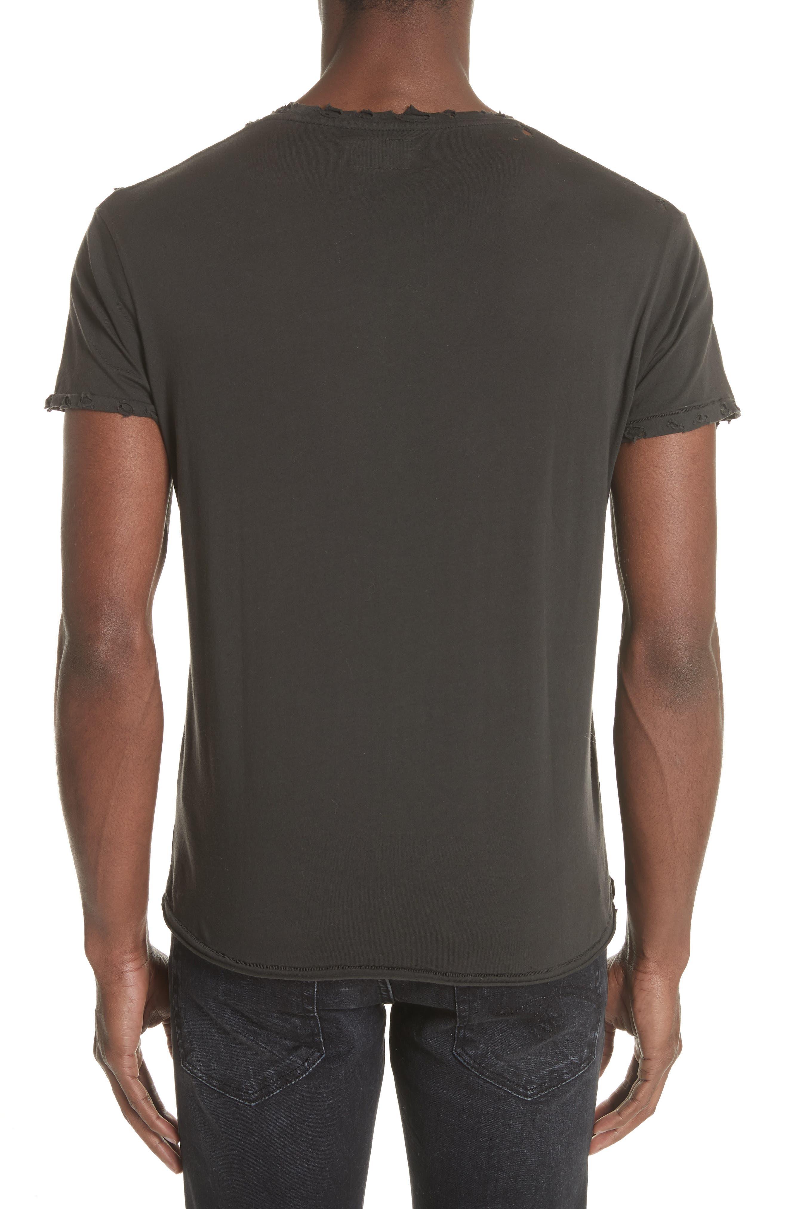 Surplus Destroyed T-Shirt,                             Alternate thumbnail 2, color,                             007