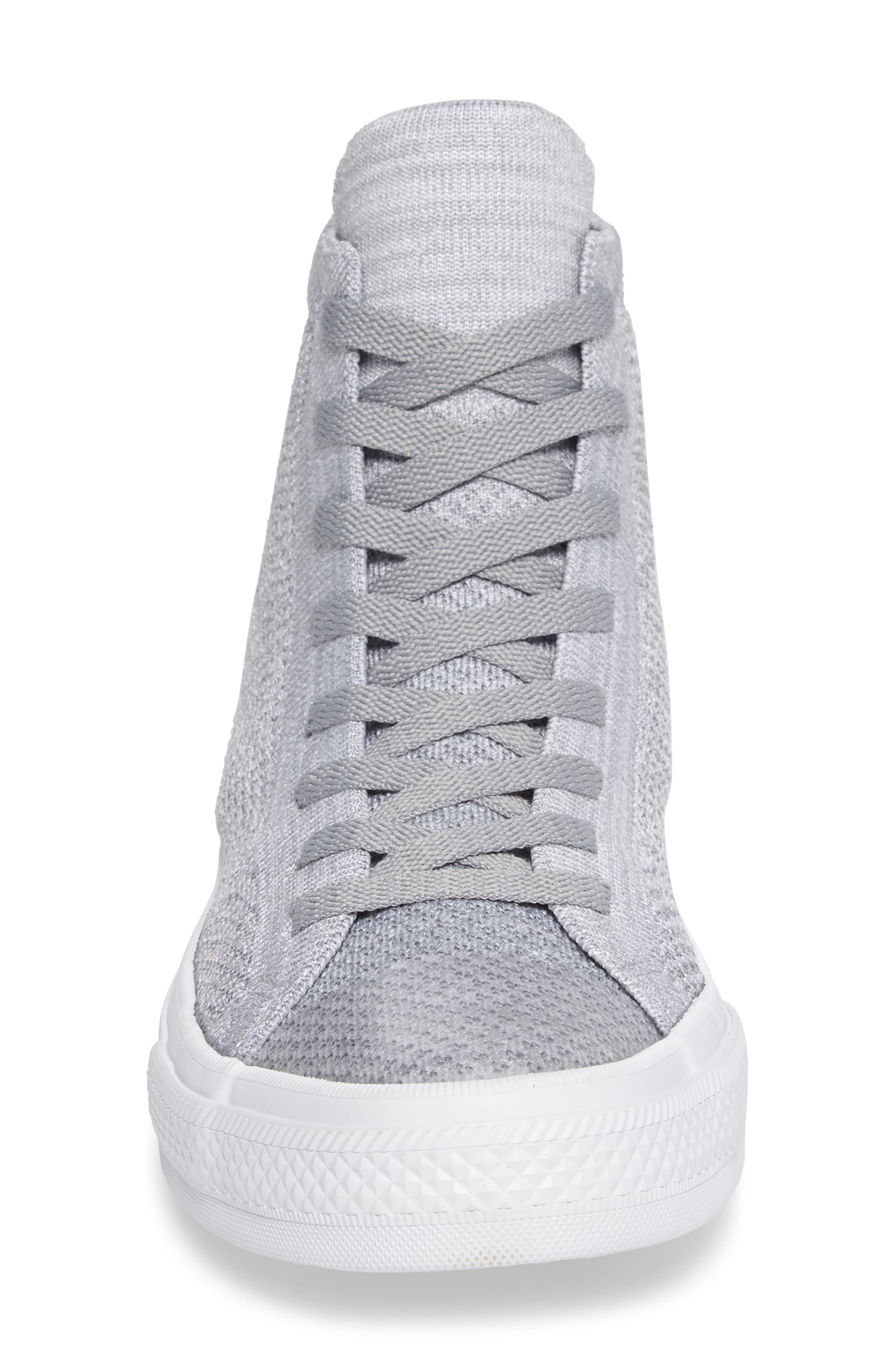 Chuck Taylor<sup>®</sup> All Star<sup>®</sup> Flyknit Hi Sneaker,                             Alternate thumbnail 21, color,
