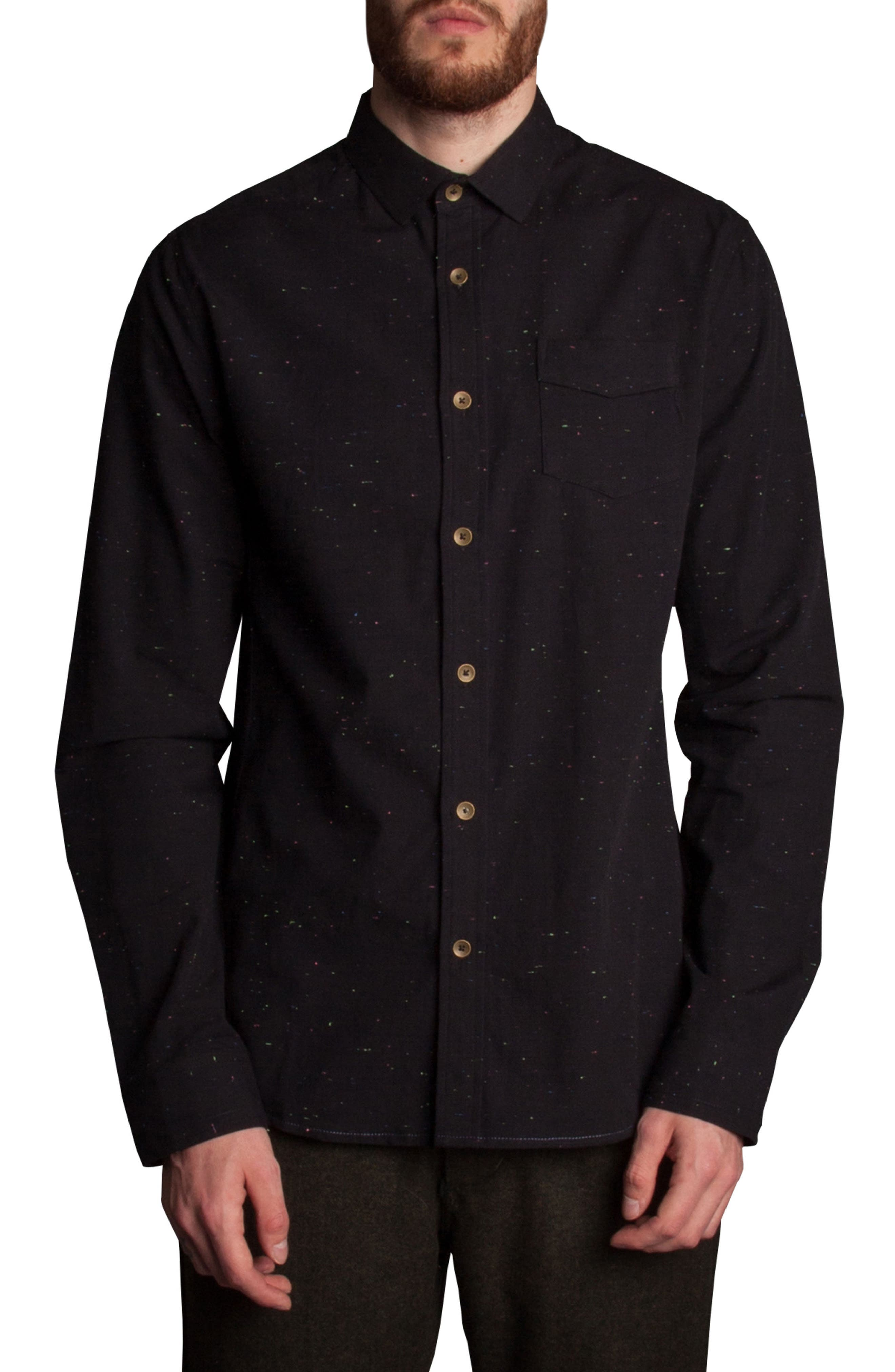 Base Speck Sport Shirt,                         Main,                         color, 001