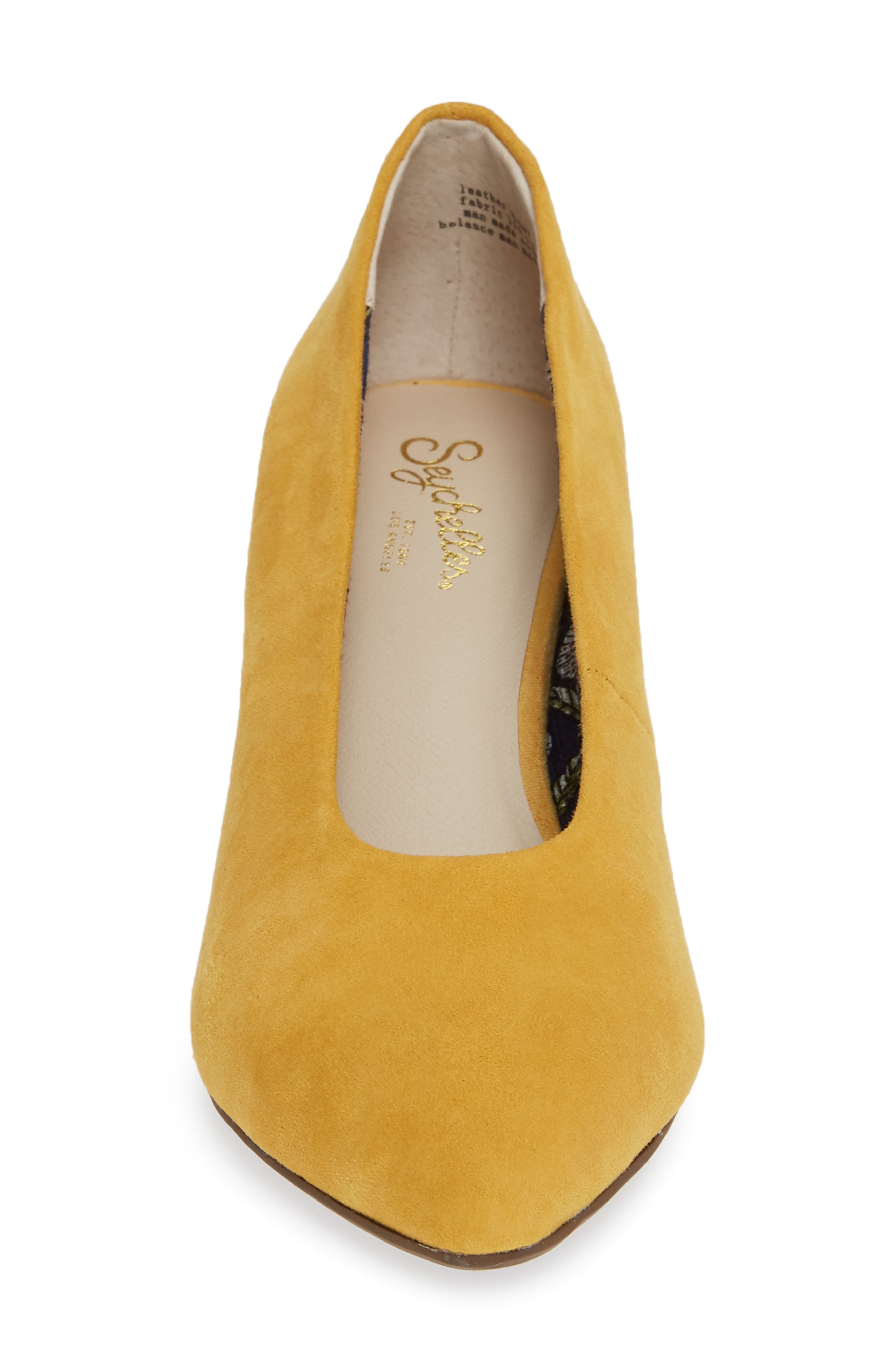Rehearse Pointy Toe Pump,                             Alternate thumbnail 16, color,