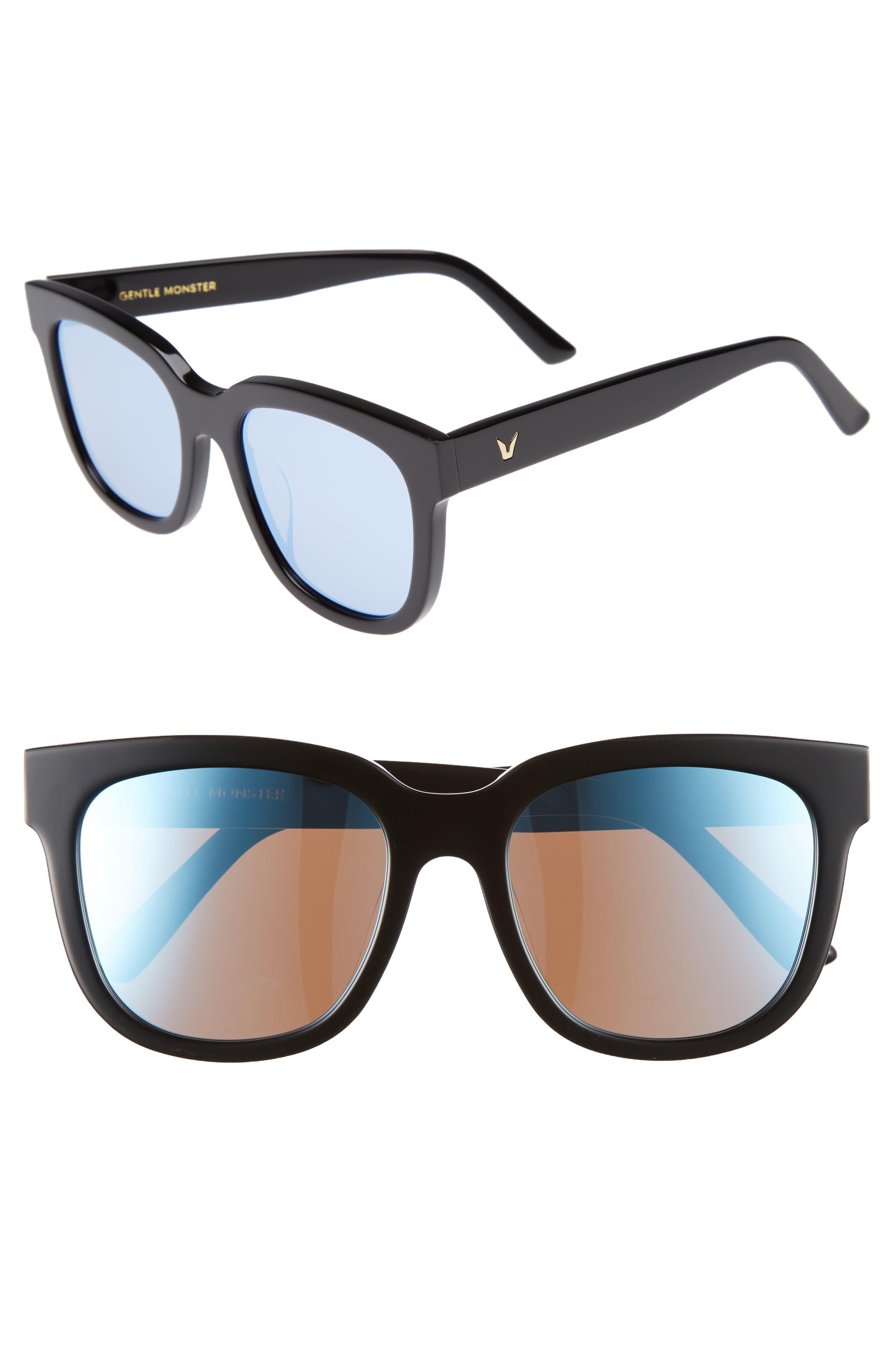 Salt 55mm Sunglasses,                             Main thumbnail 2, color,