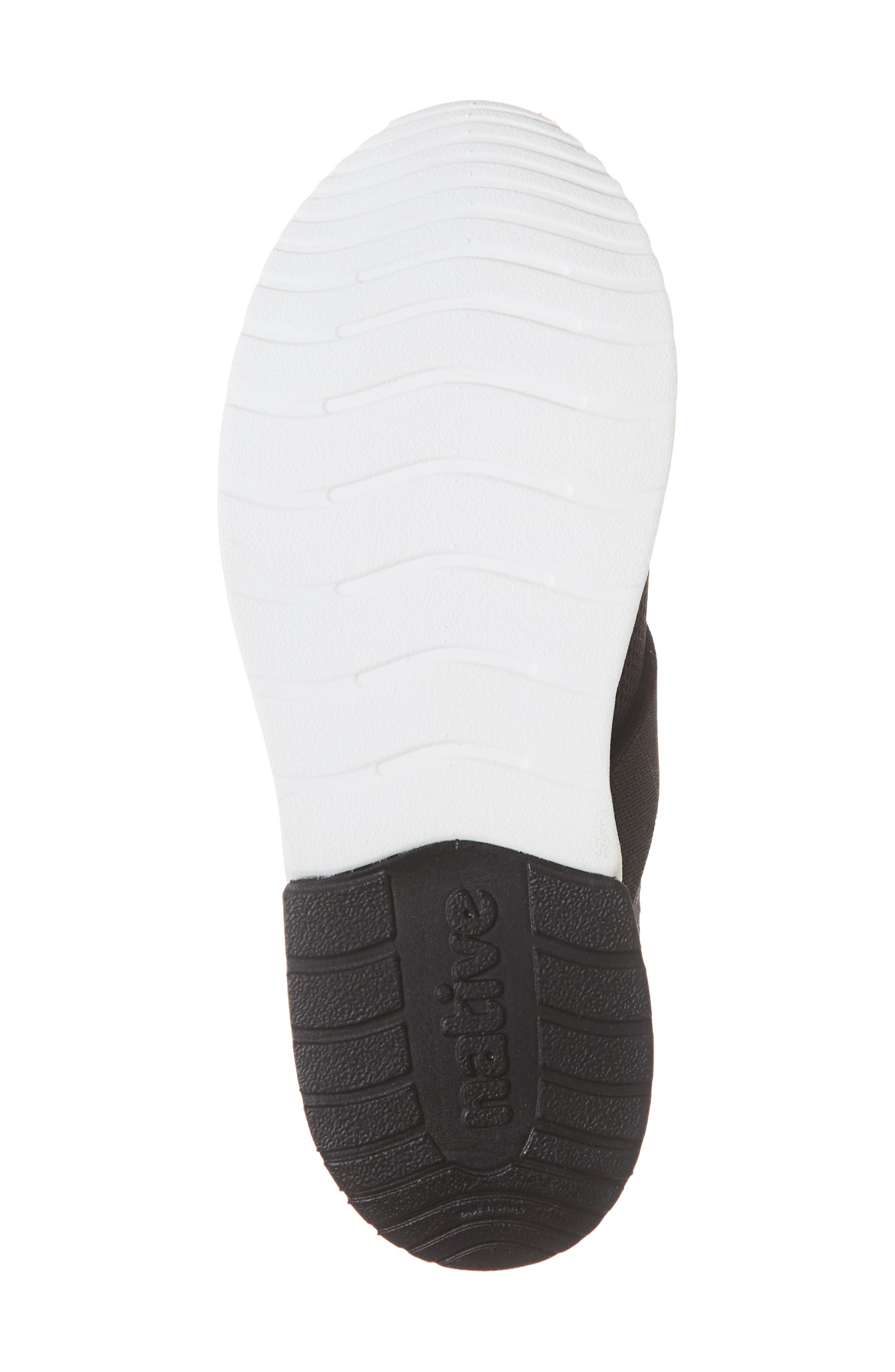 Phoenix Slip-On Sneaker,                             Alternate thumbnail 6, color,                             JIFFY BLACK/ SHELL WHITE