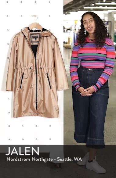 Metallic Rain Jacket, sales video thumbnail