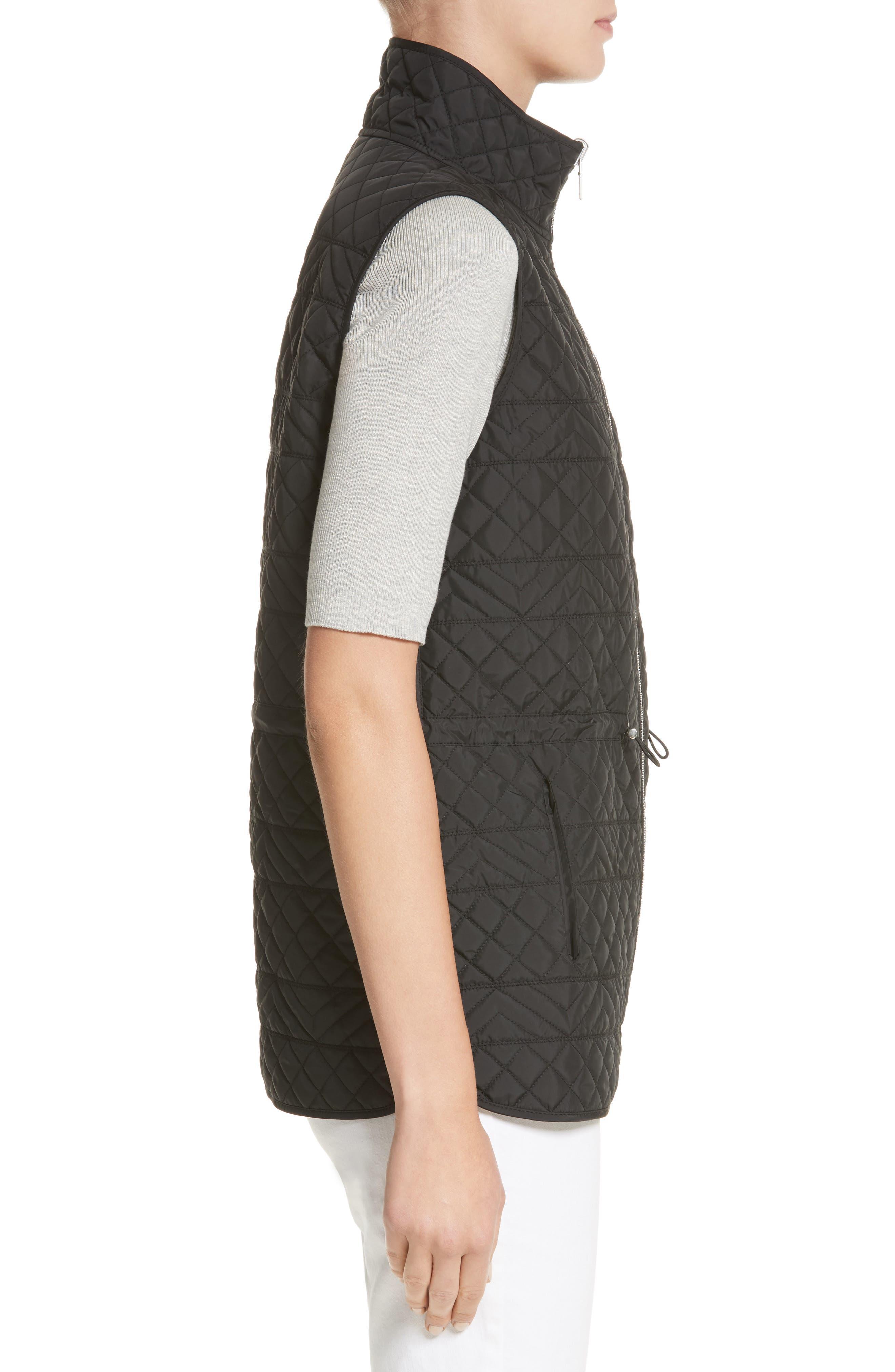 Ginny Reversible Vest,                             Alternate thumbnail 4, color,                             001