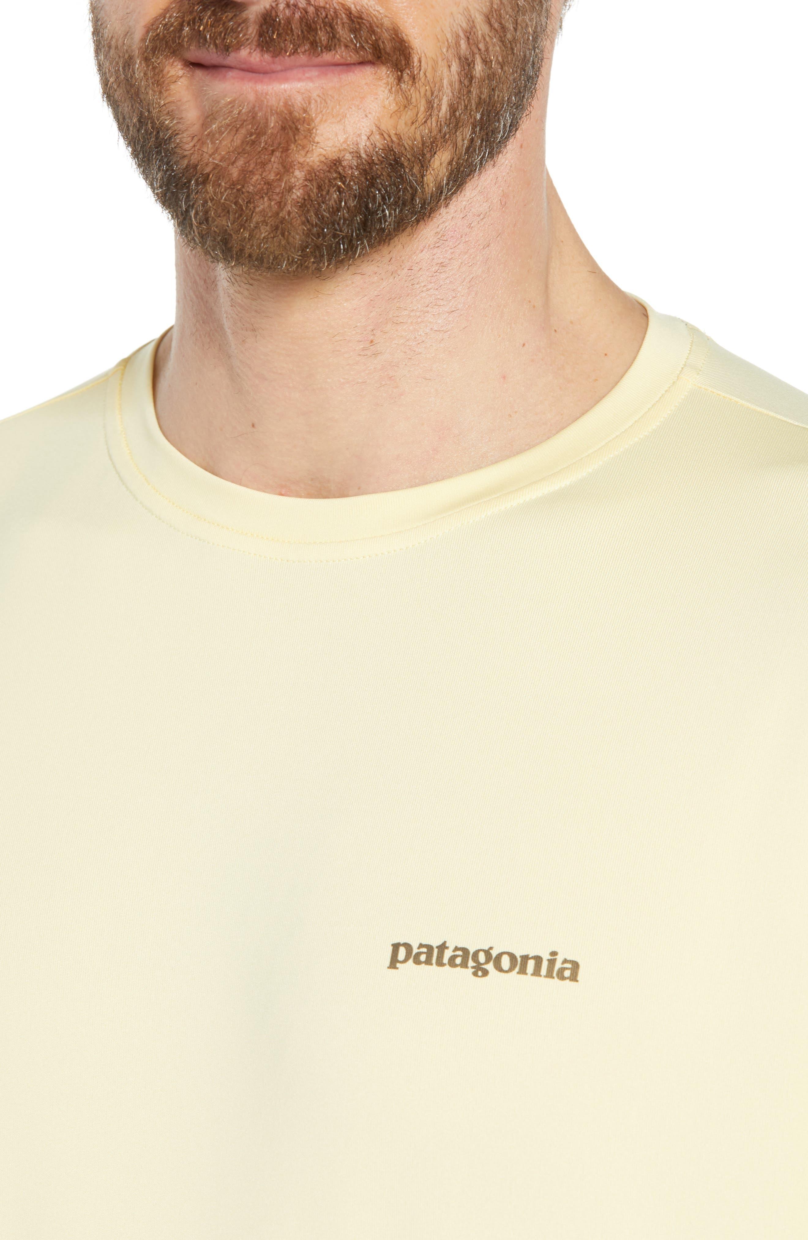 Tech Fish Graphic Long Sleeve T-Shirt,                             Alternate thumbnail 16, color,